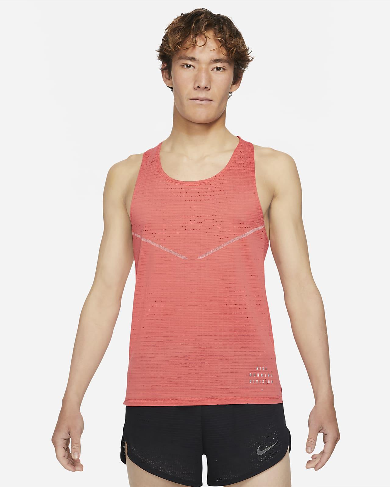 เสื้อกล้ามวิ่งผู้ชาย Nike Dri-FIT ADV Run Division