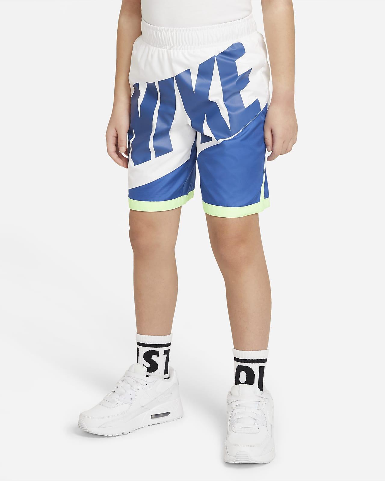 Shorts para niños talla pequeña Nike