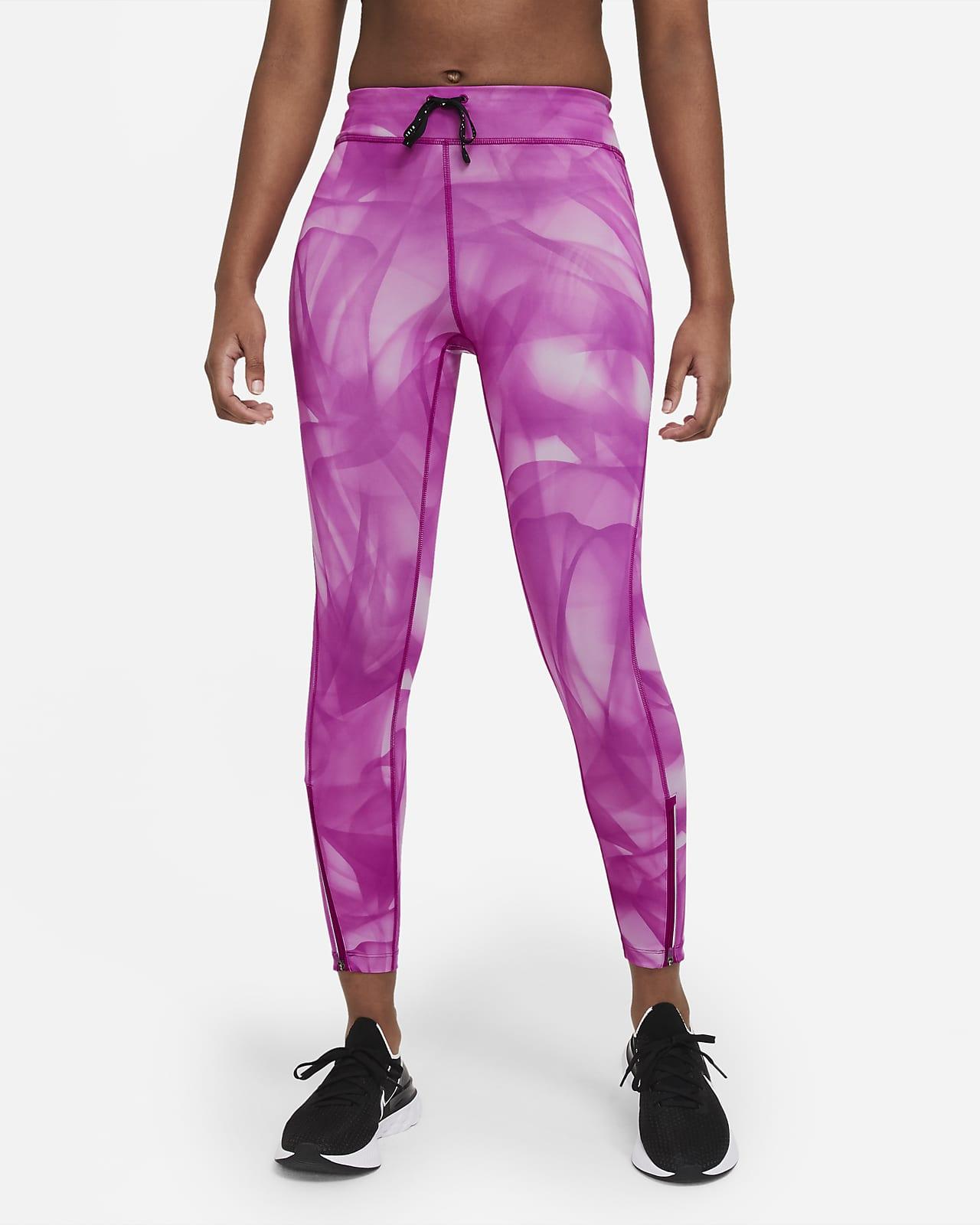 Leggings de running a 7/8 de cintura normal Nike Epic Faster Run Division para mulher