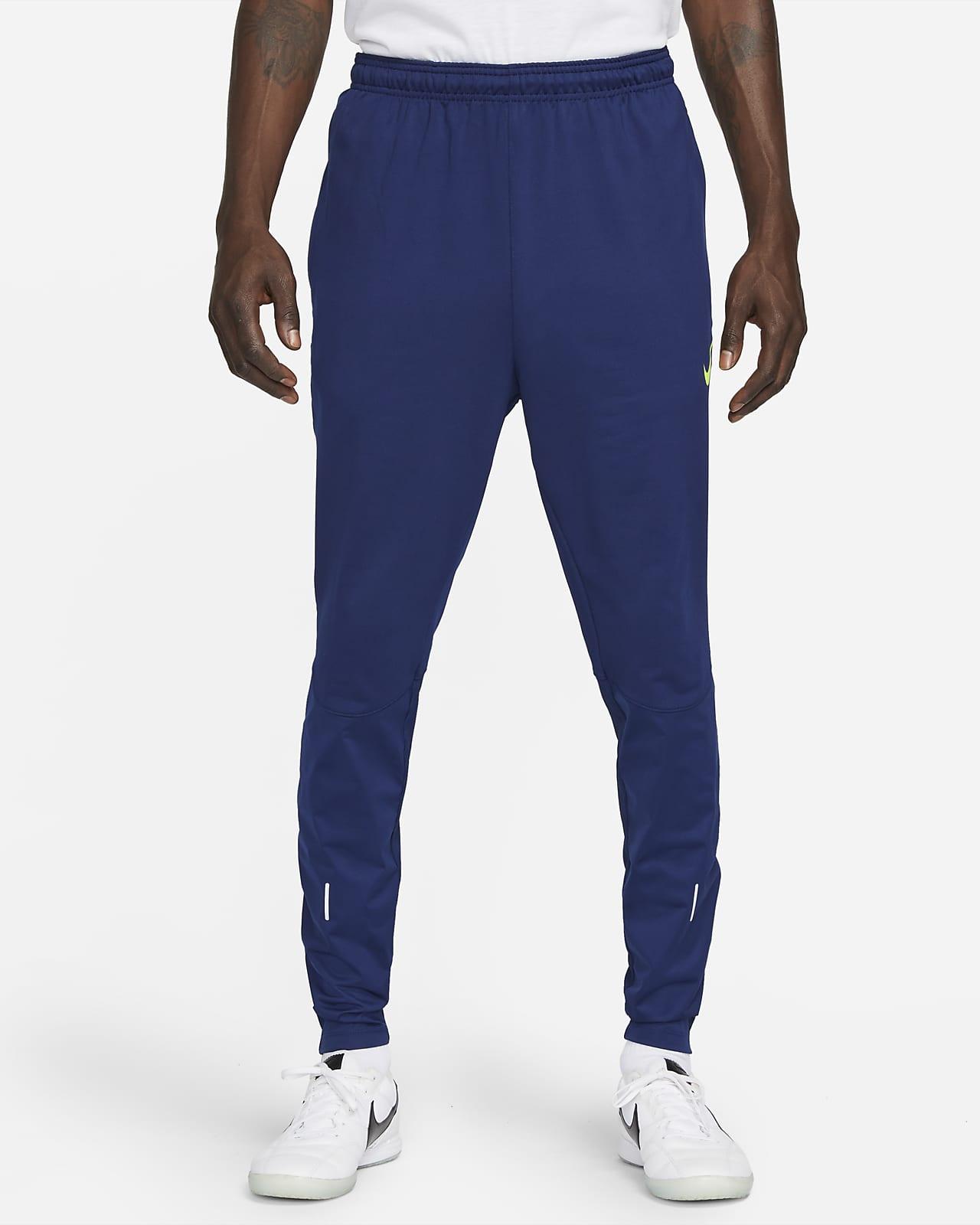 Calças de futebol Nike Therma-Fit Strike Winter Warrior para homem