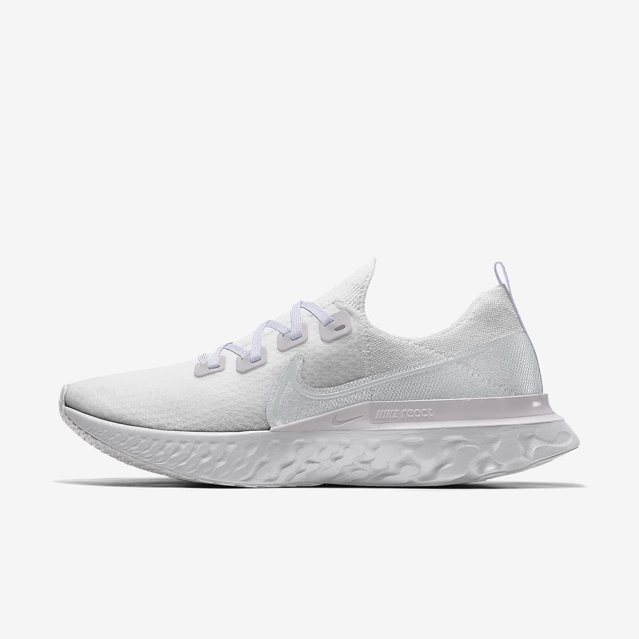 Nike React Infinity Run Flyknit By You personalisierbarer Herren-Laufschuh