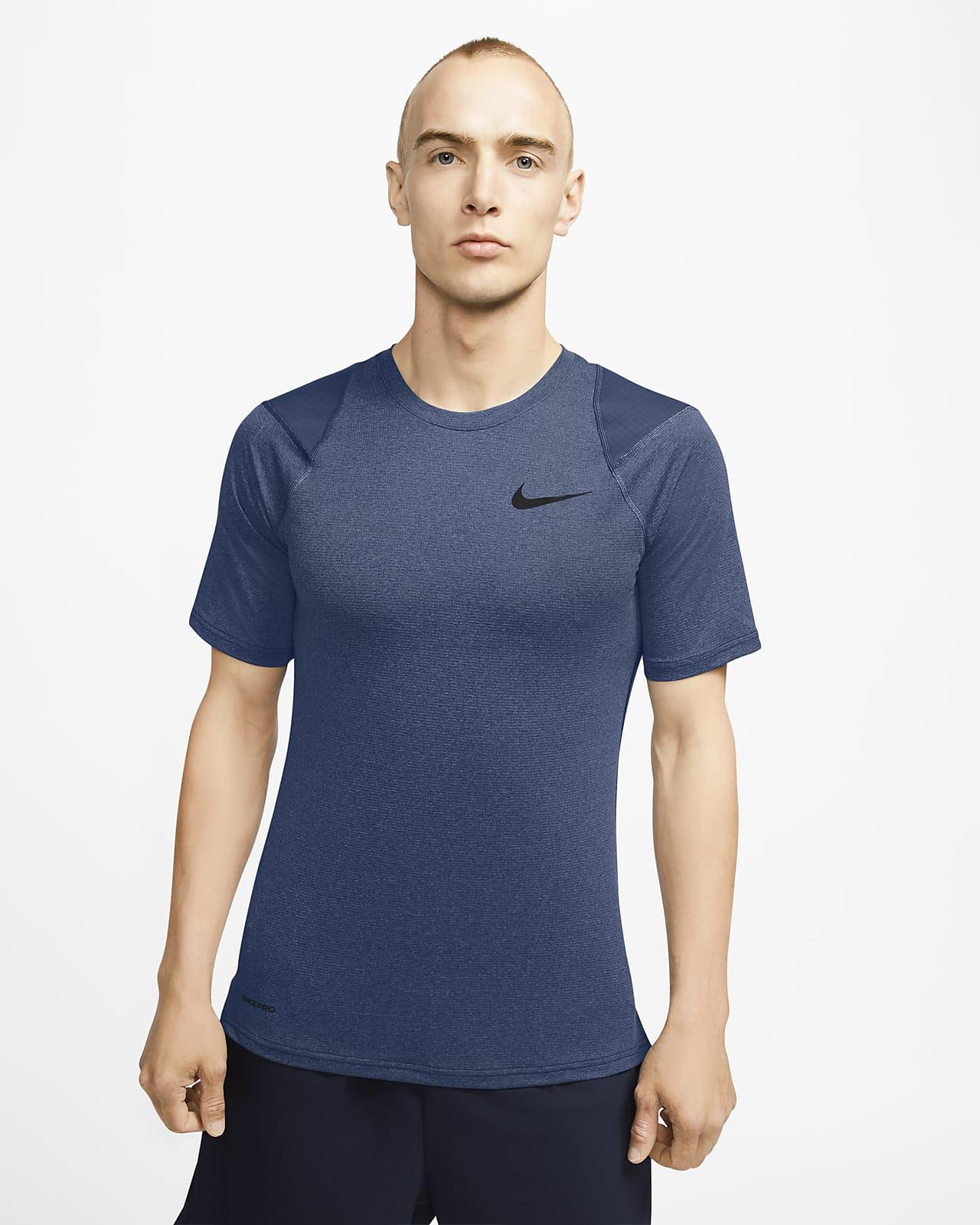 Męska koszulka z krótkim rękawem Nike Pro