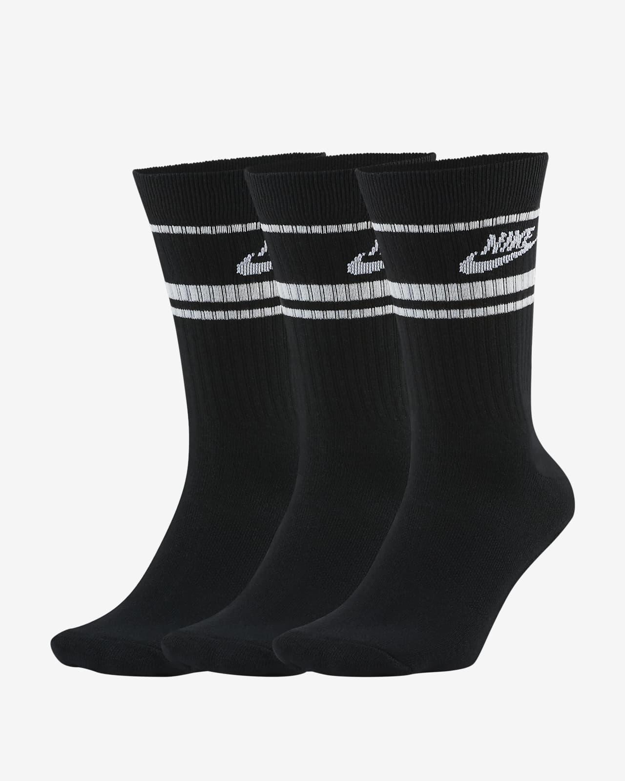 Nike Sportswear Essential Calcetines largos (3 pares)
