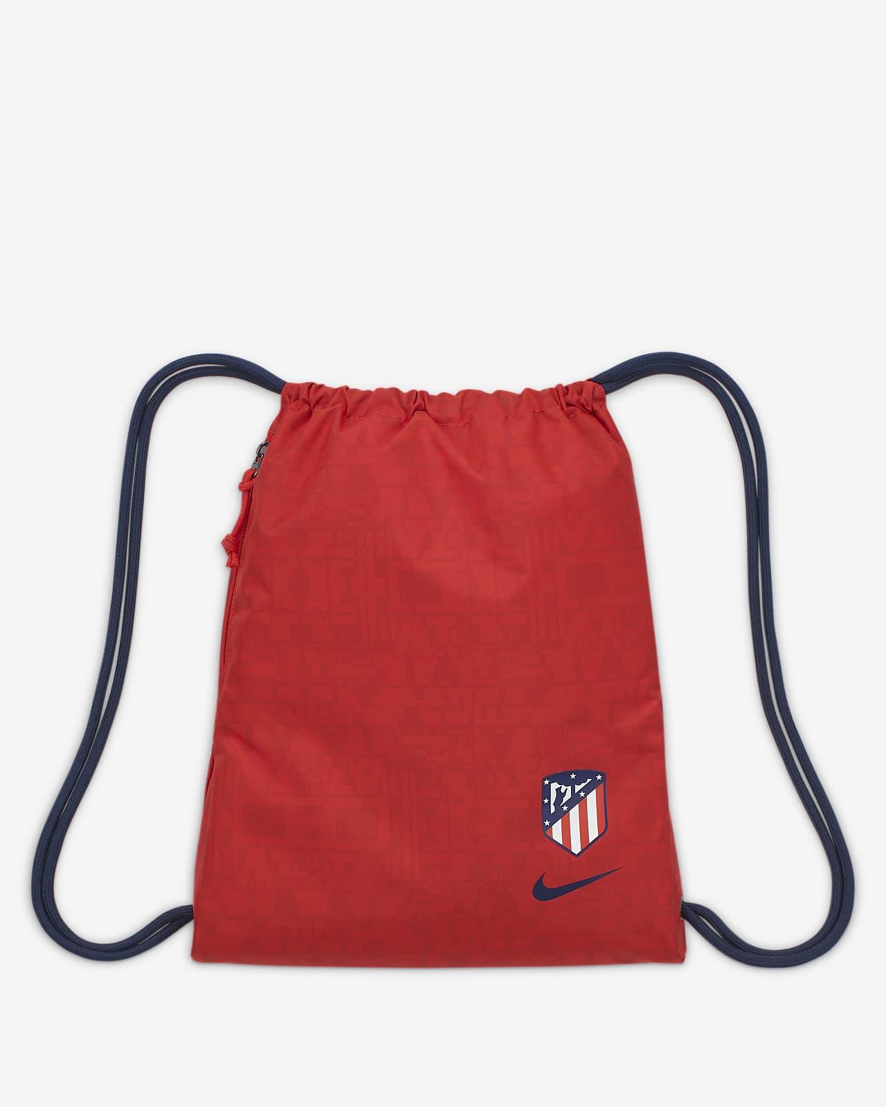 Saco de ginásio de futebol Stadium Atlético de Madrid