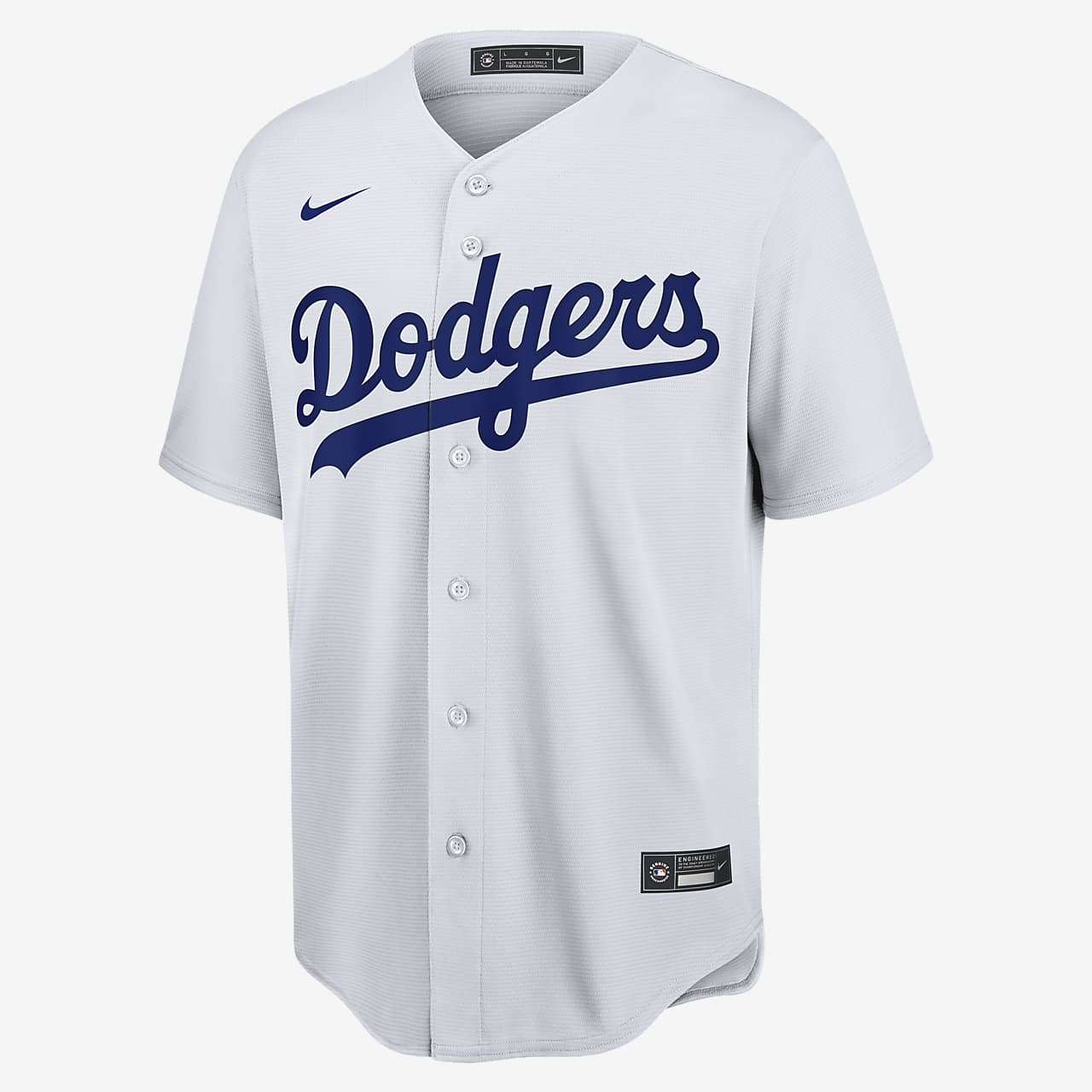 MLB Los Angeles Dodgers (Clayton Kershaw) Men's Replica Baseball Jersey