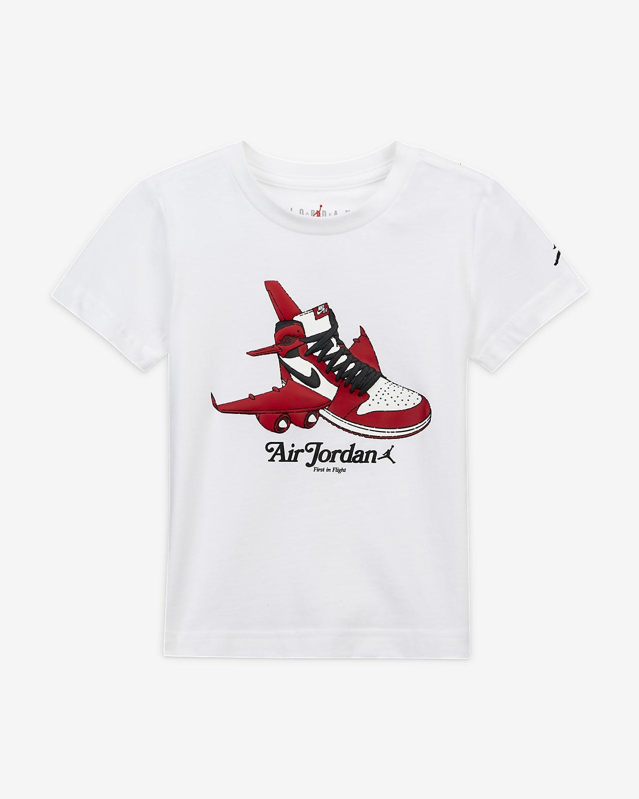 Jordan T-shirt voor peuters