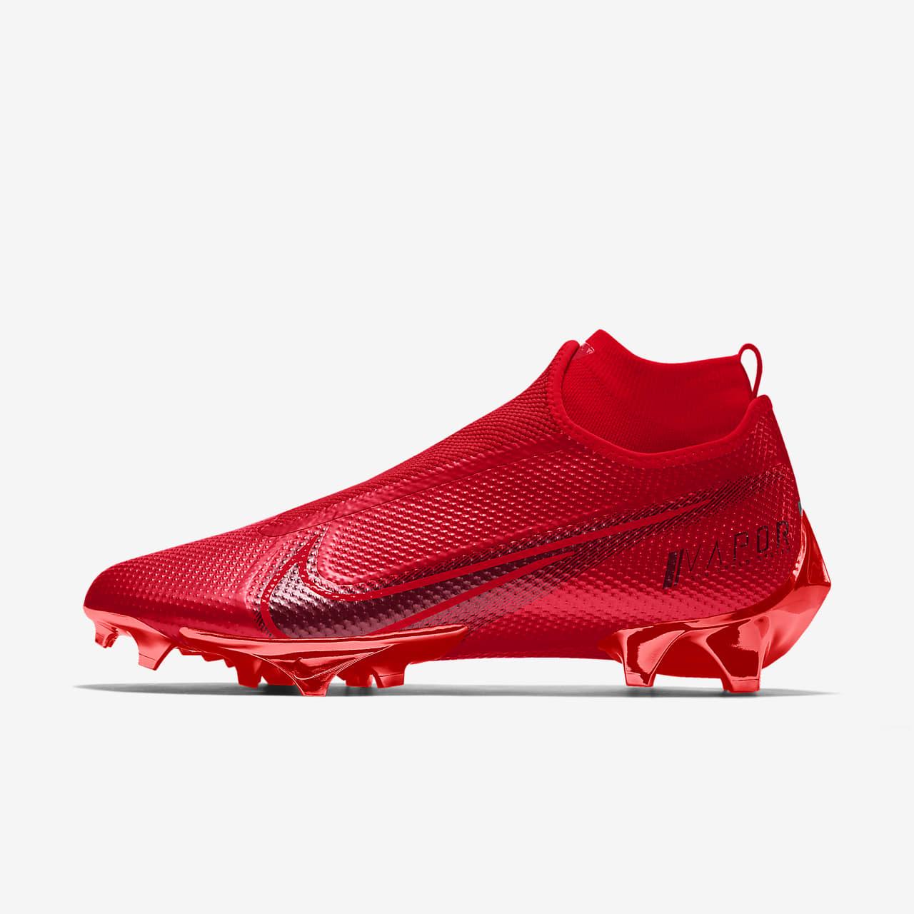 Nike Vapor Edge Pro 360 By You Custom Football Cleat