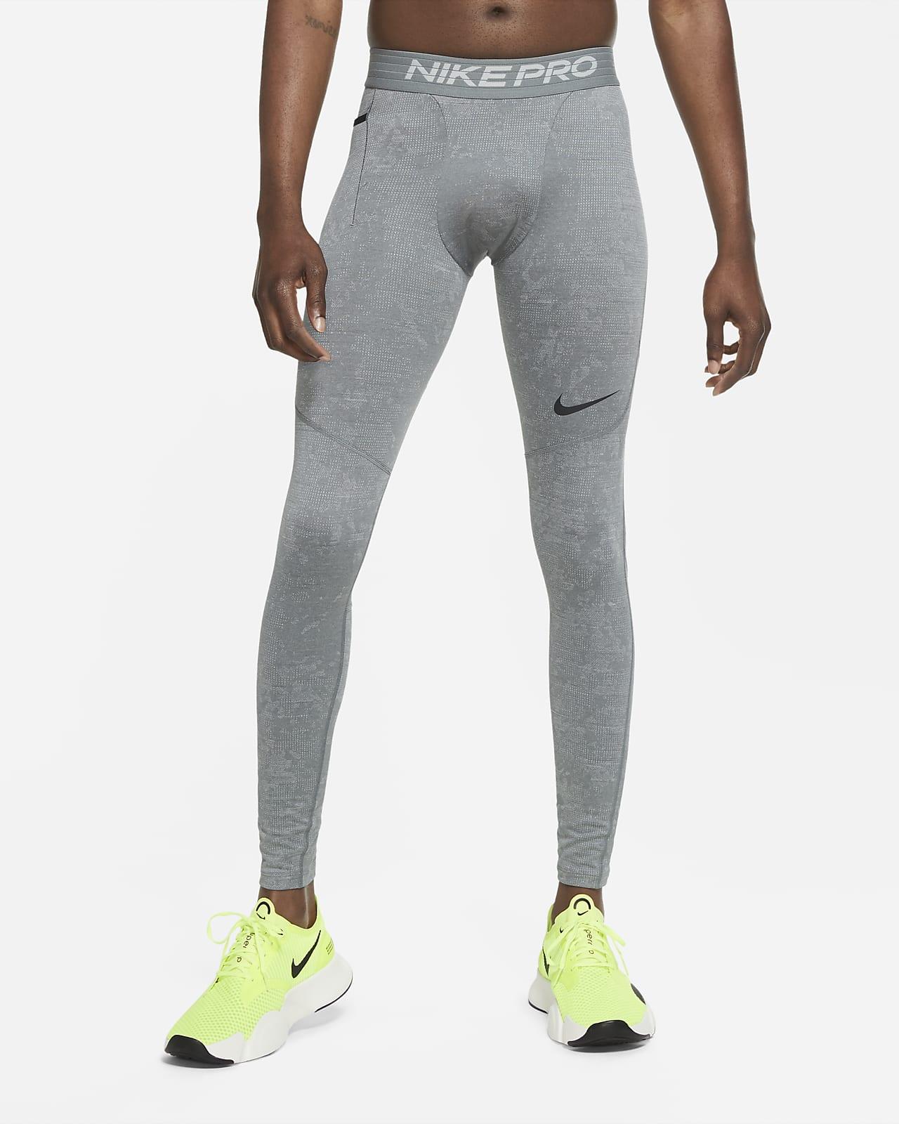 Męskie legginsy treningowe Nike