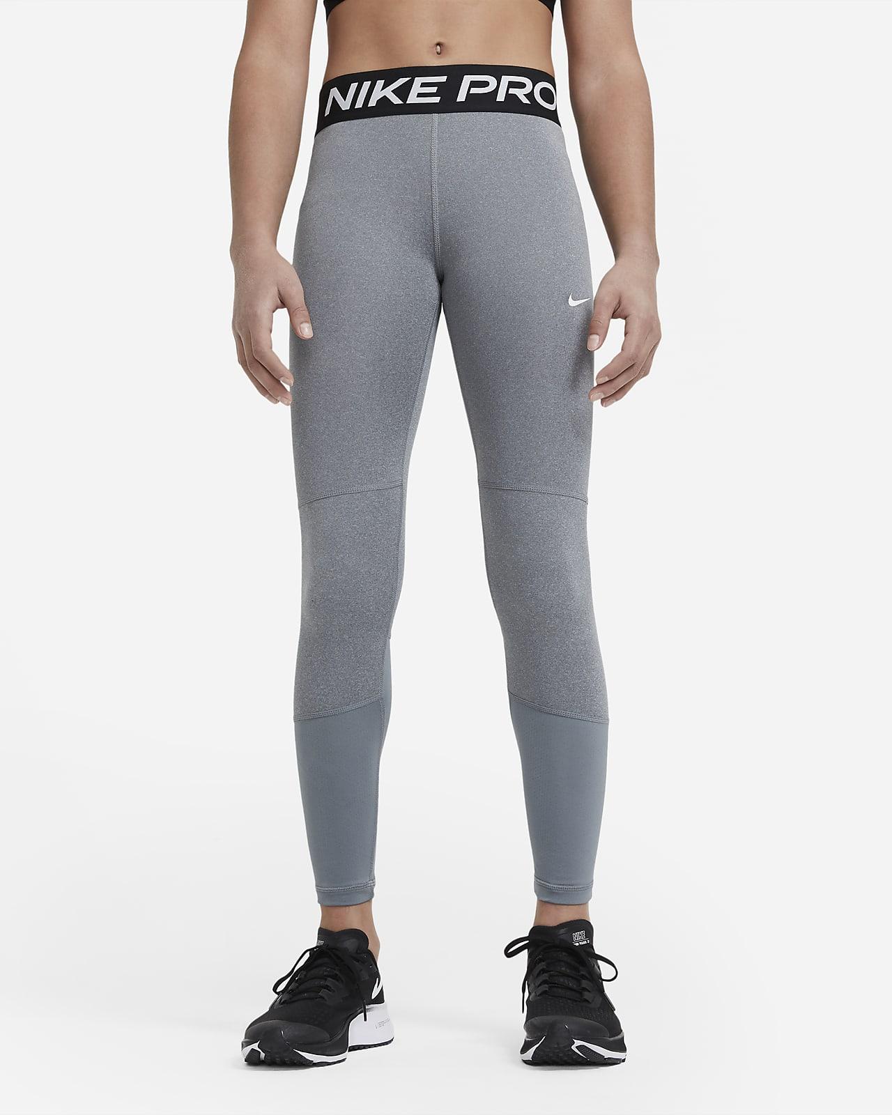 Leggings Nike Pro för ungdom (tjejer)