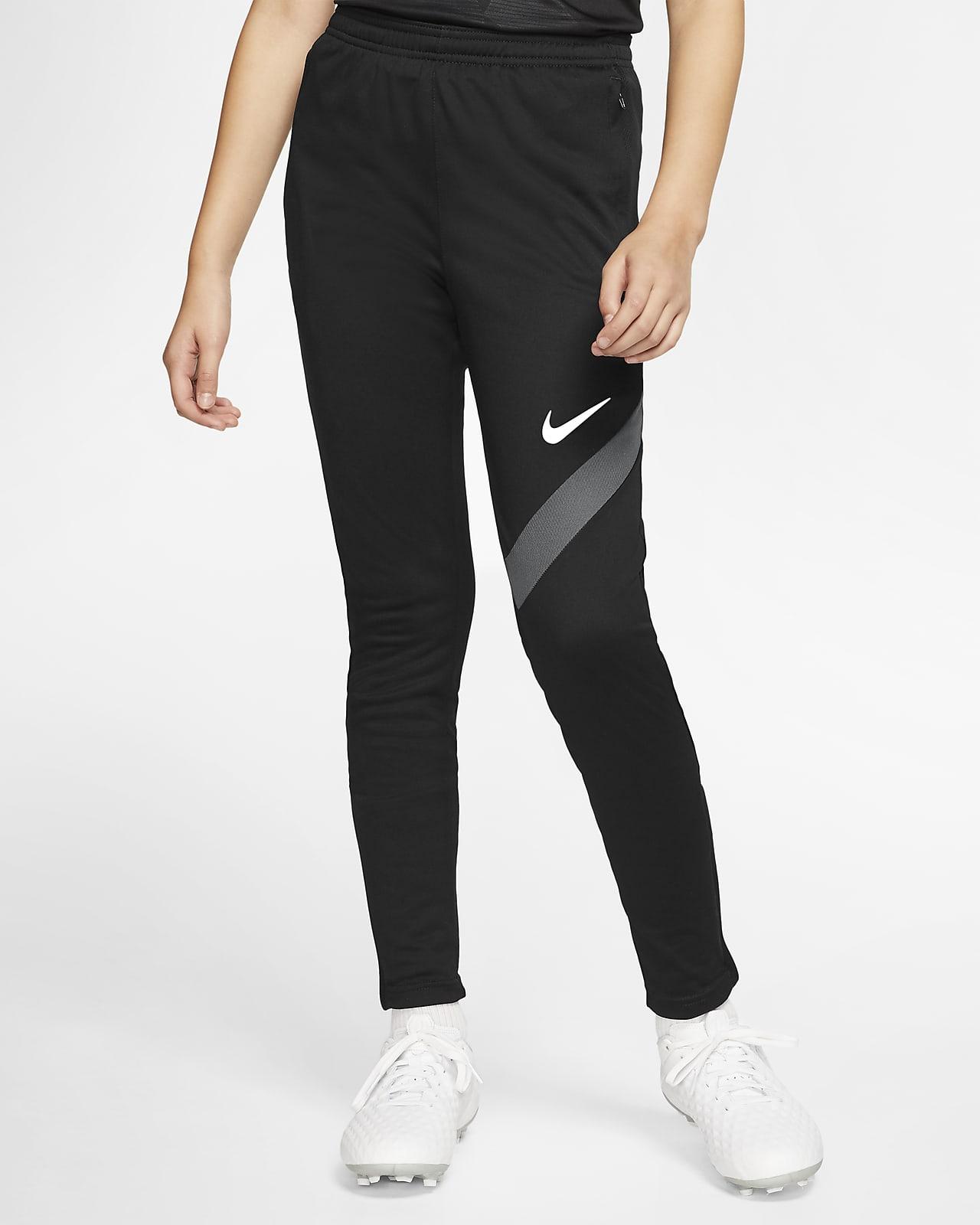 Pantalones de fútbol para niños talla grande Nike Dri-FIT Academy Pro
