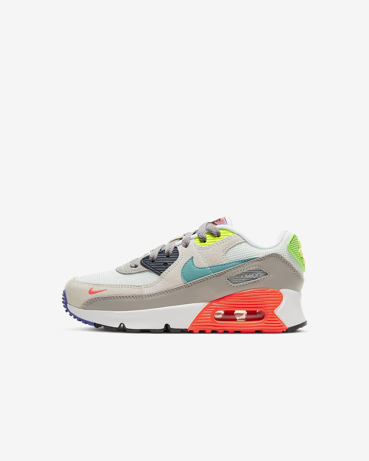 Nike Air Max 90 EOI Little Kids' Shoe