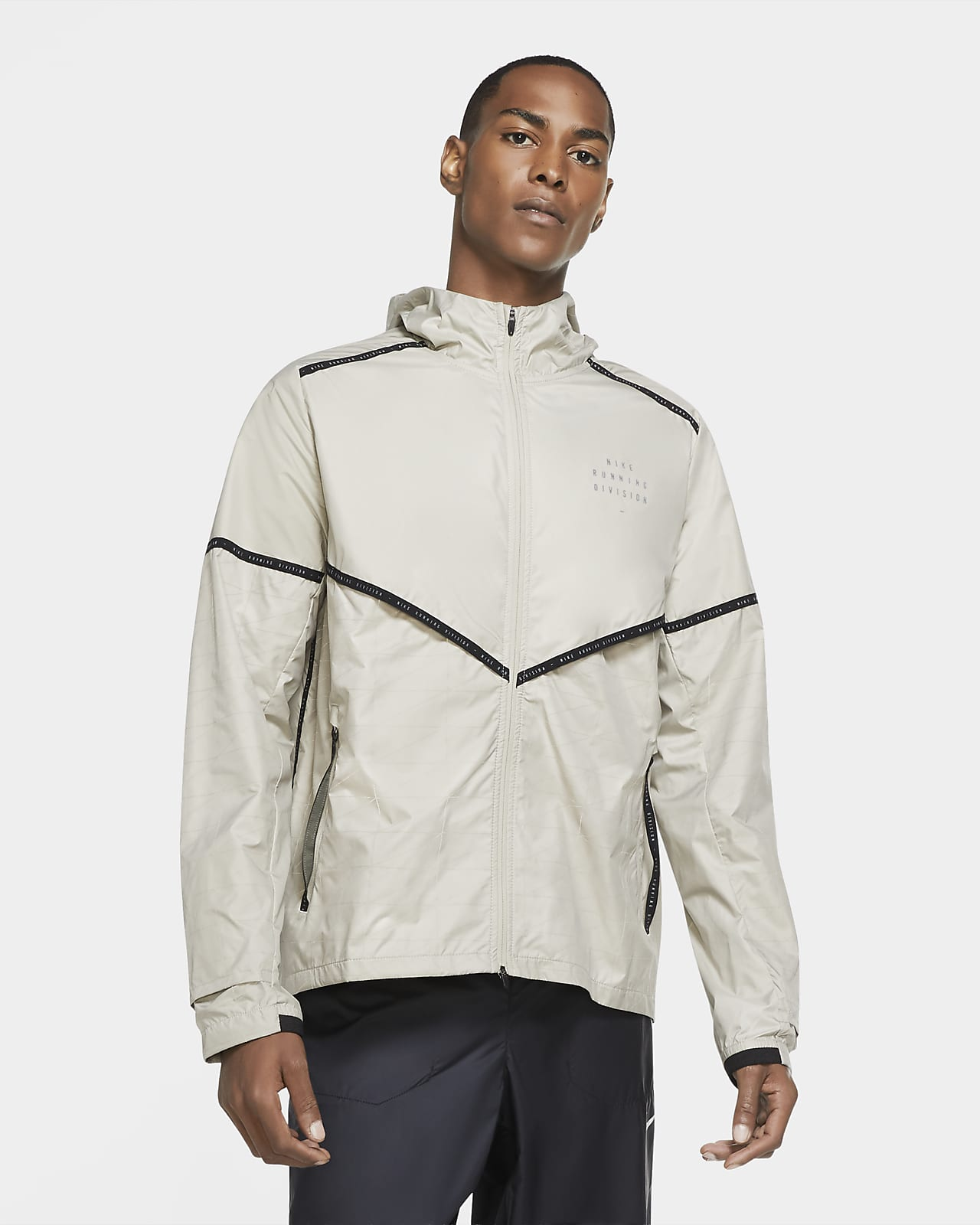 Nike Flash Run Division Men's Running Jacket
