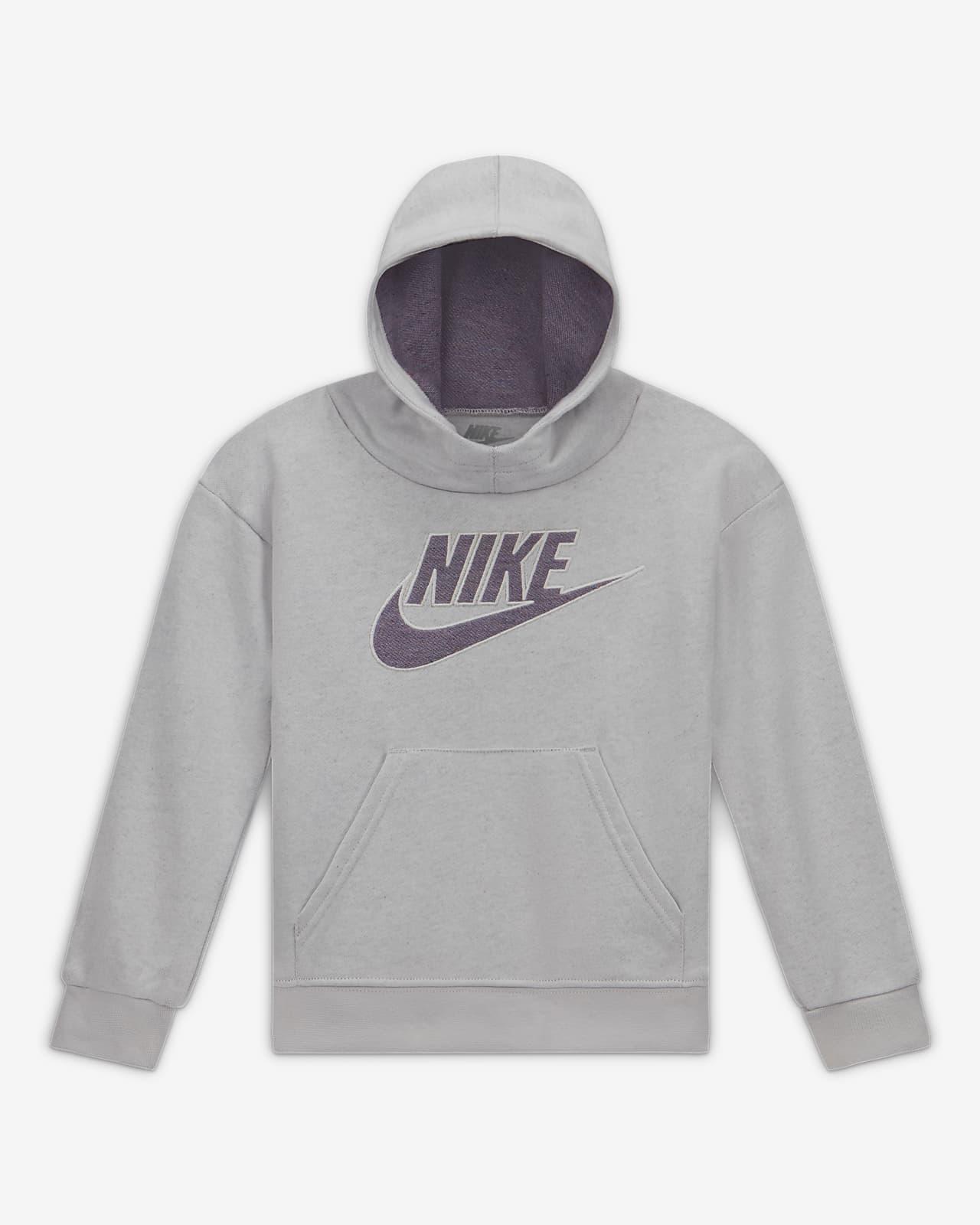 Nike-hættetrøje til småbørn