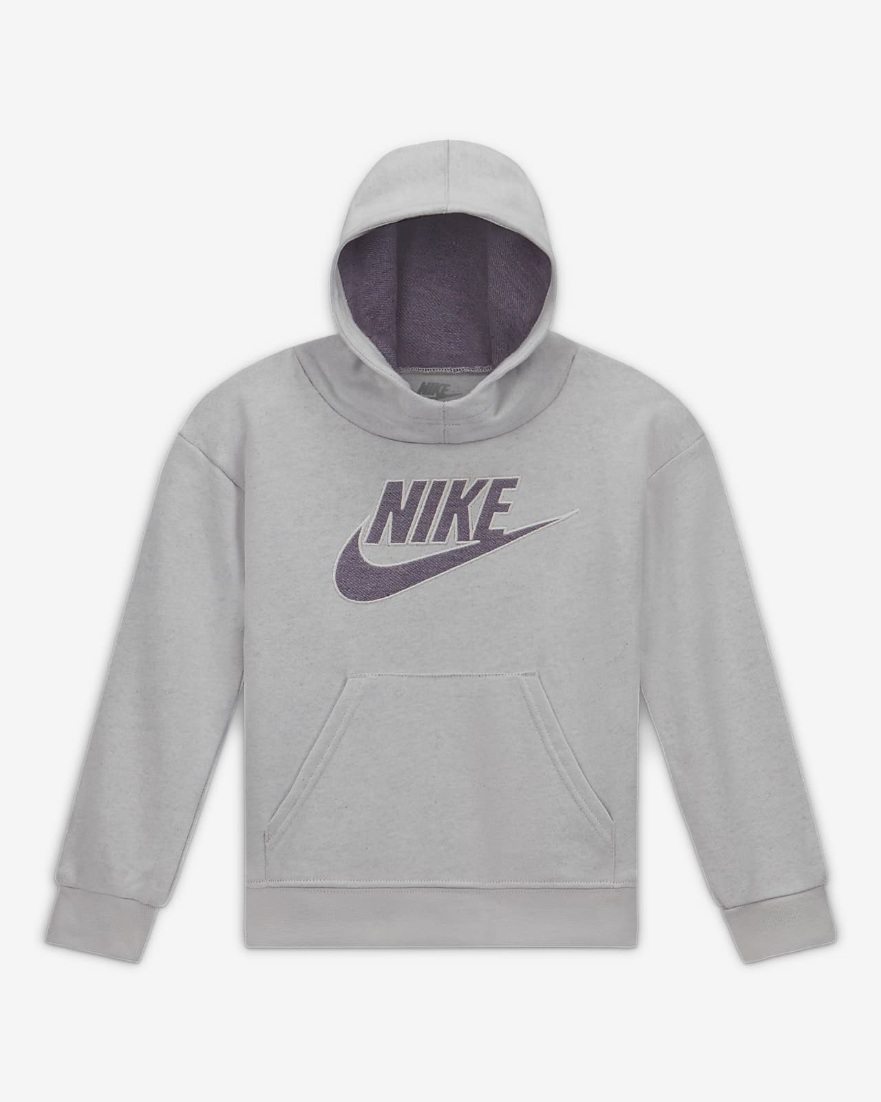 Sweat à capuche Nike pour Petit enfant
