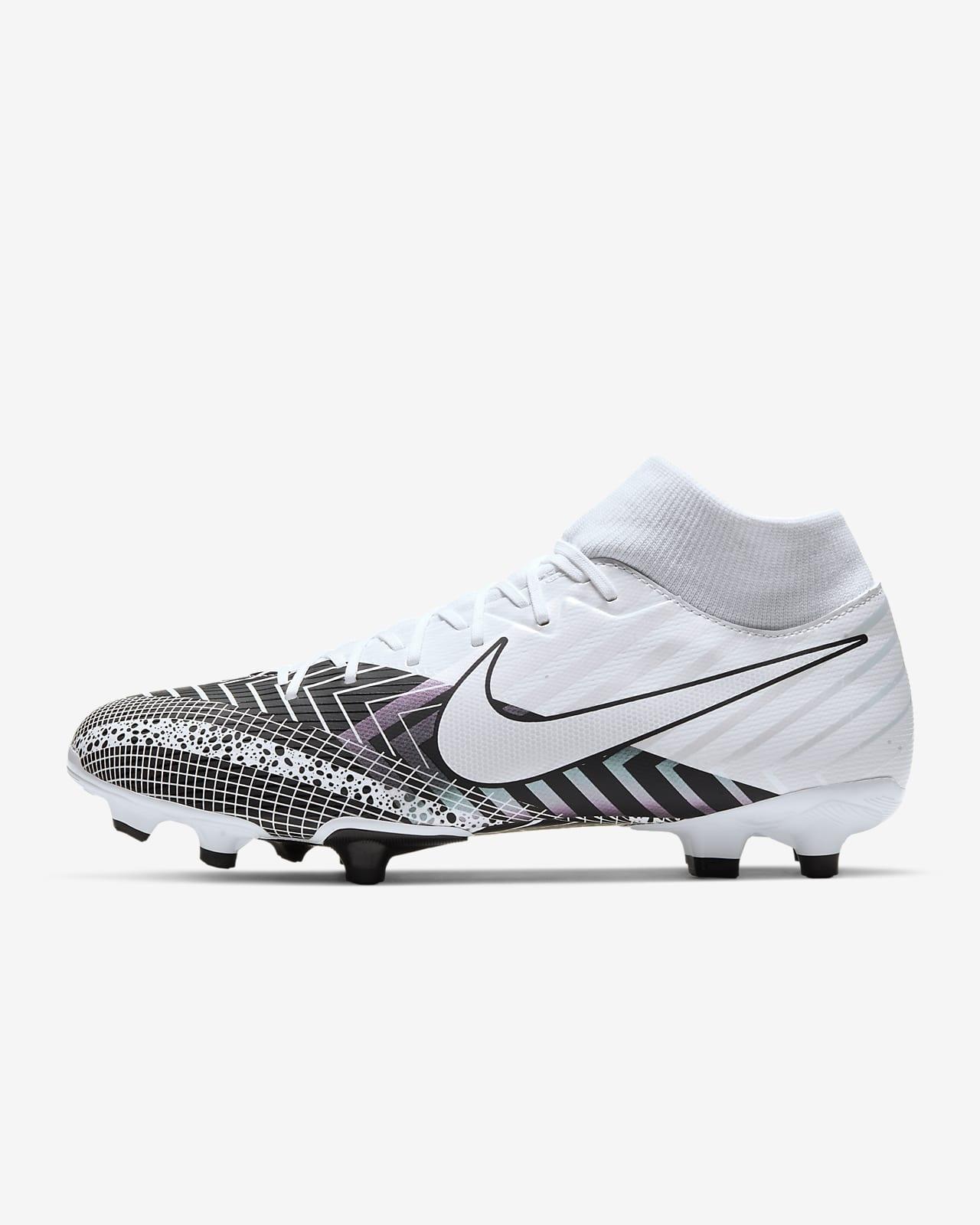 รองเท้าสตั๊ดฟุตบอลสำหรับพื้นหลายประเภท Nike Mercurial Superfly 7 Academy MDS MG