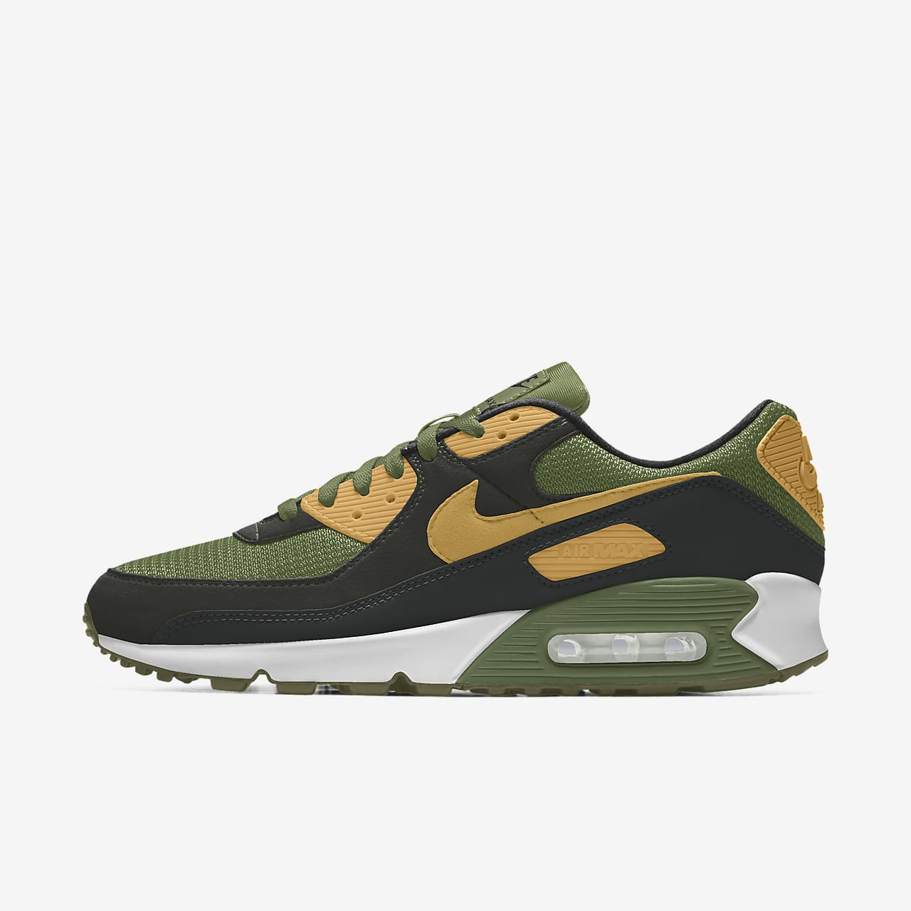 Nike Air Max 90 By You Custom damesschoen