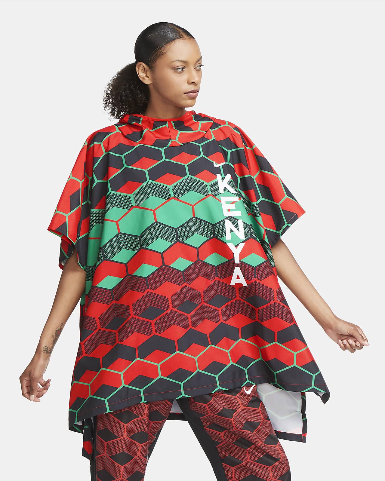 ナイキ チーム ケニア マラソナー ランニングジャケット