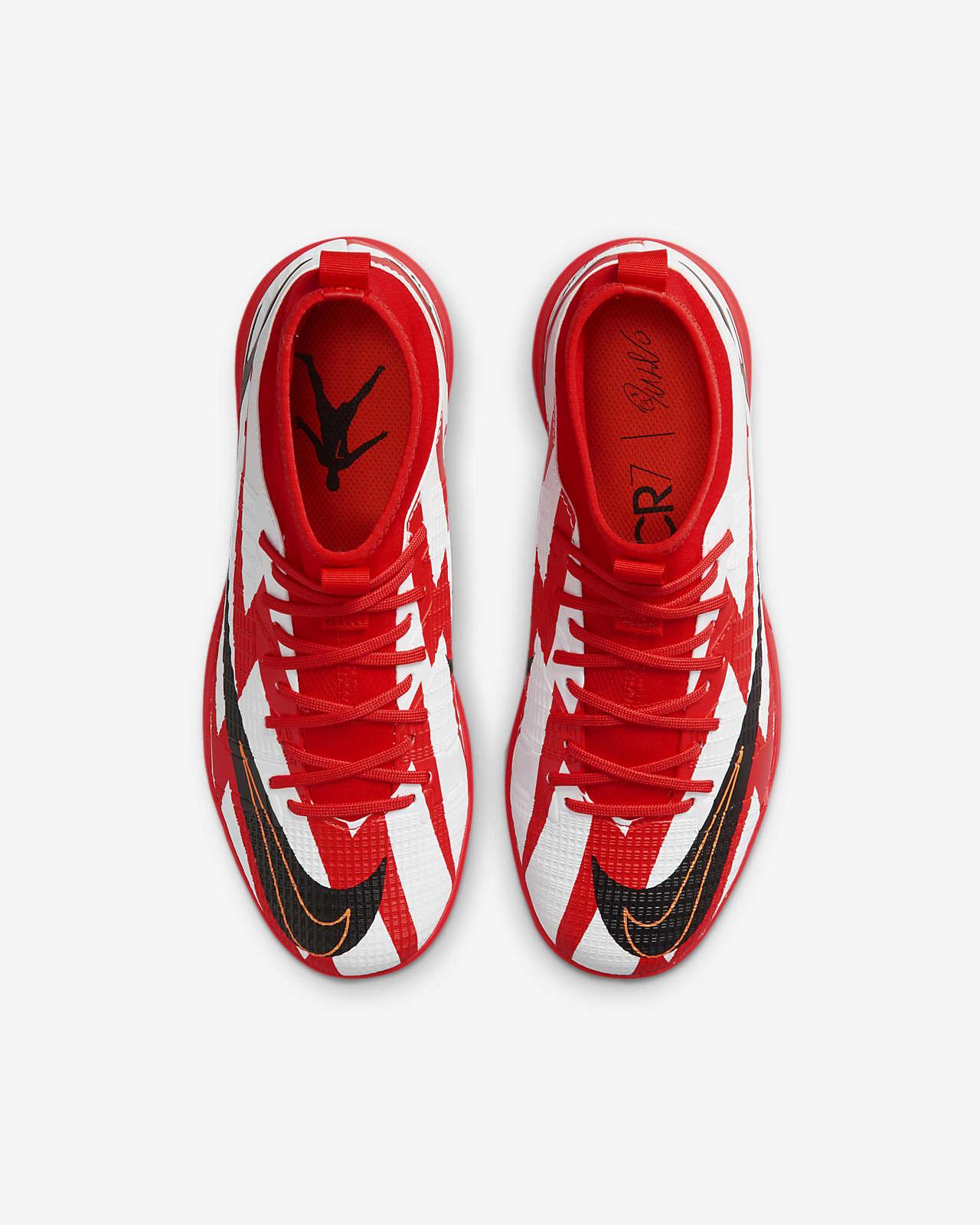 Chaussure de football en salle Nike Jr. Mercurial Superfly 8 ...