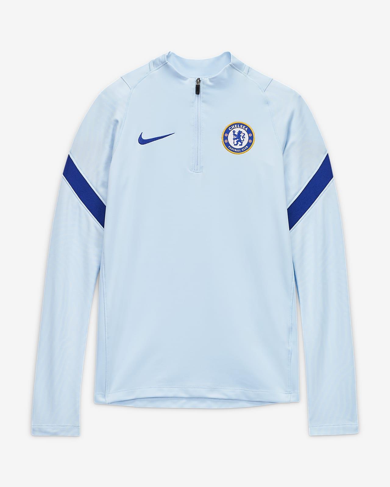 Fotbollsträningströja Chelsea FC Strike för ungdom