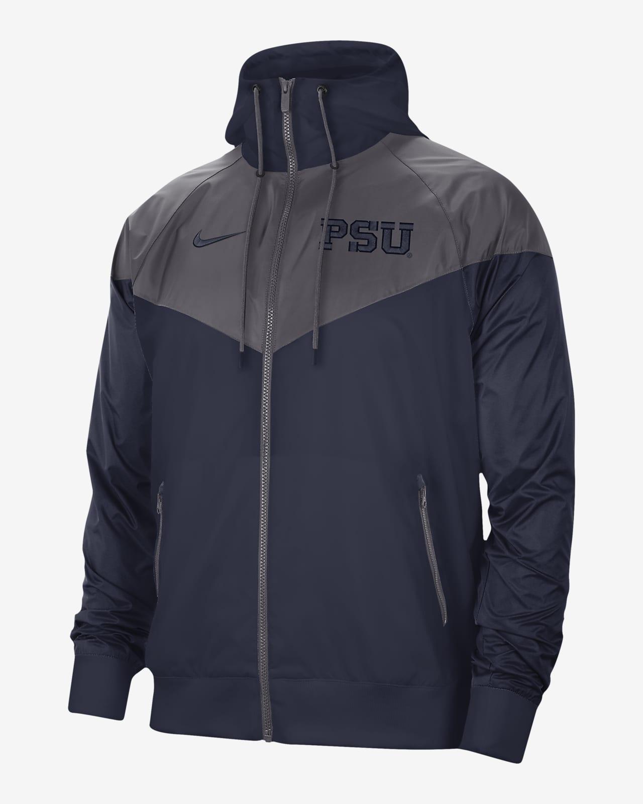 Nike College (Penn State) Men's Windrunner