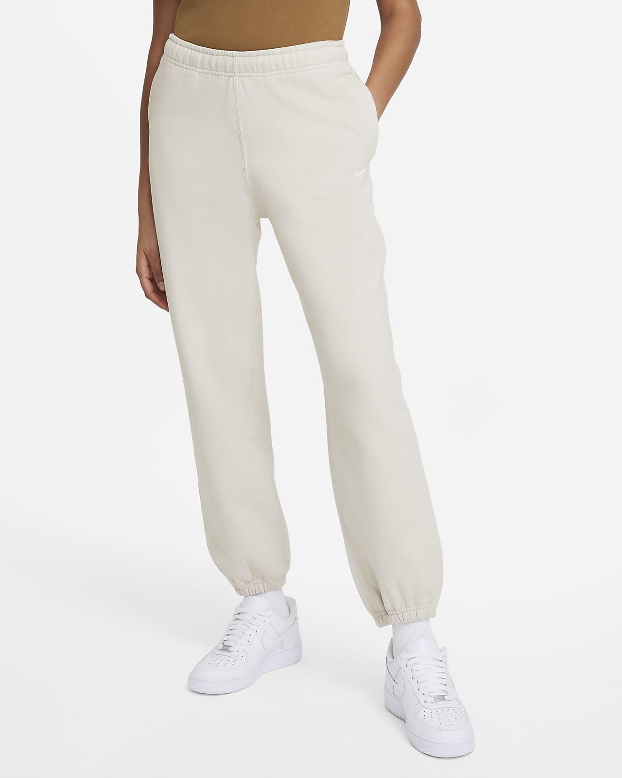 Dámské flísové kalhoty NikeLab