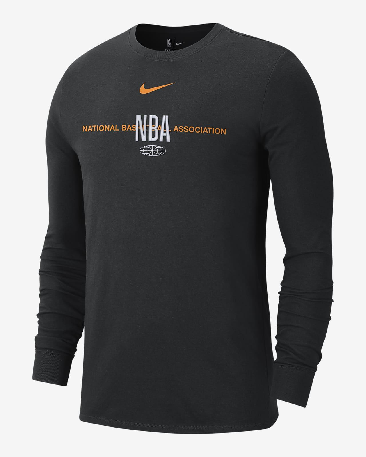 Team 31 Courtside Men's Nike NBA Long-Sleeve T-Shirt