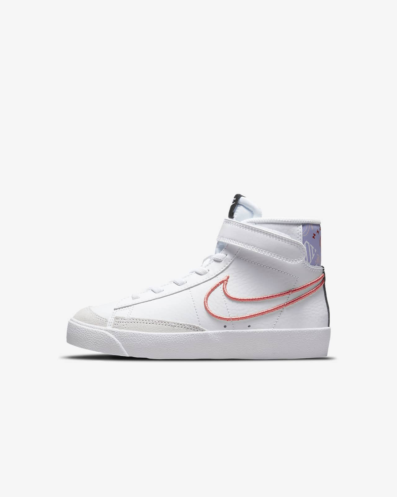 Nike Blazer Mid '77 SE Younger Kids' Shoe. Nike LU