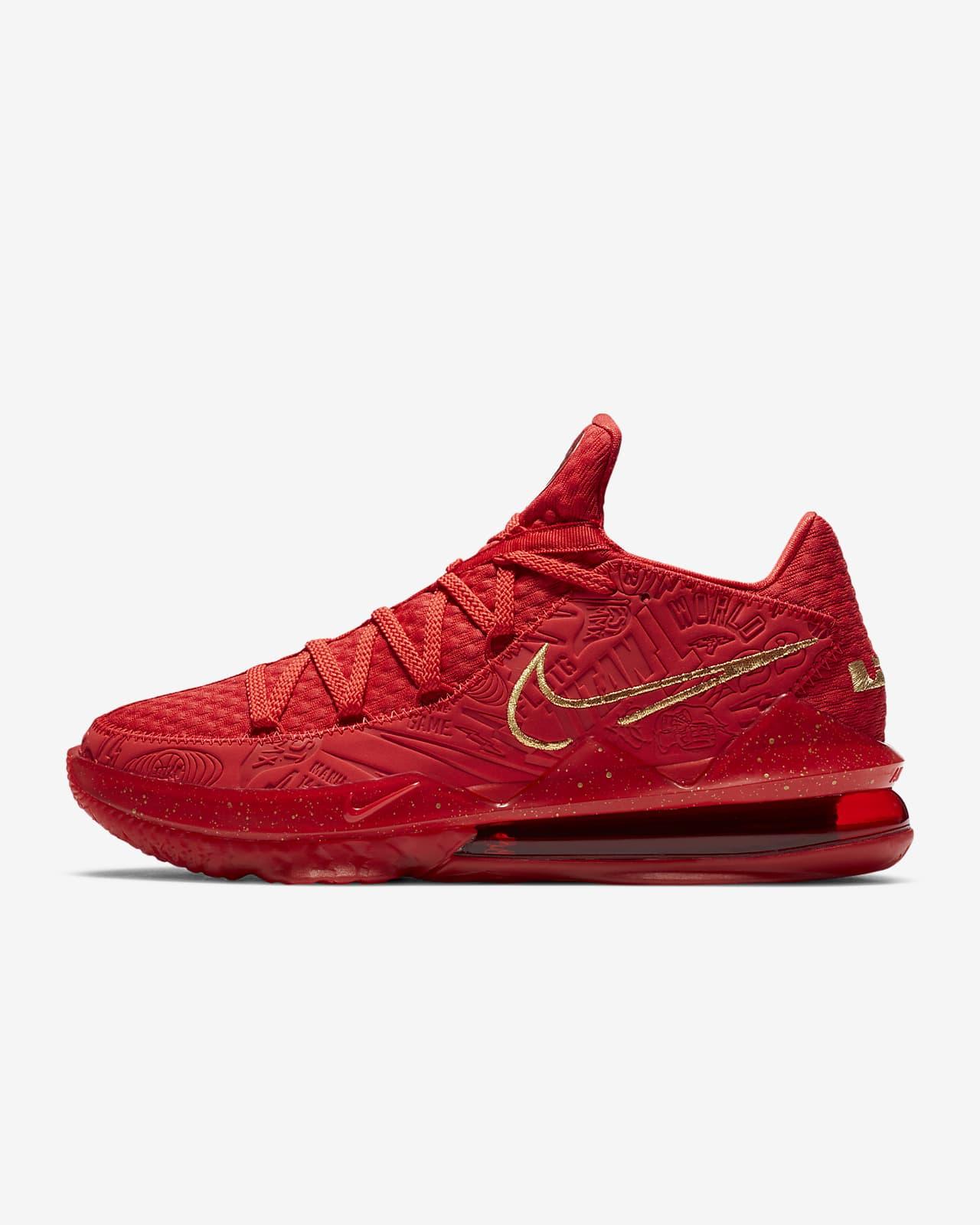 LeBron 17 Low PH Basketball Shoe. Nike SA