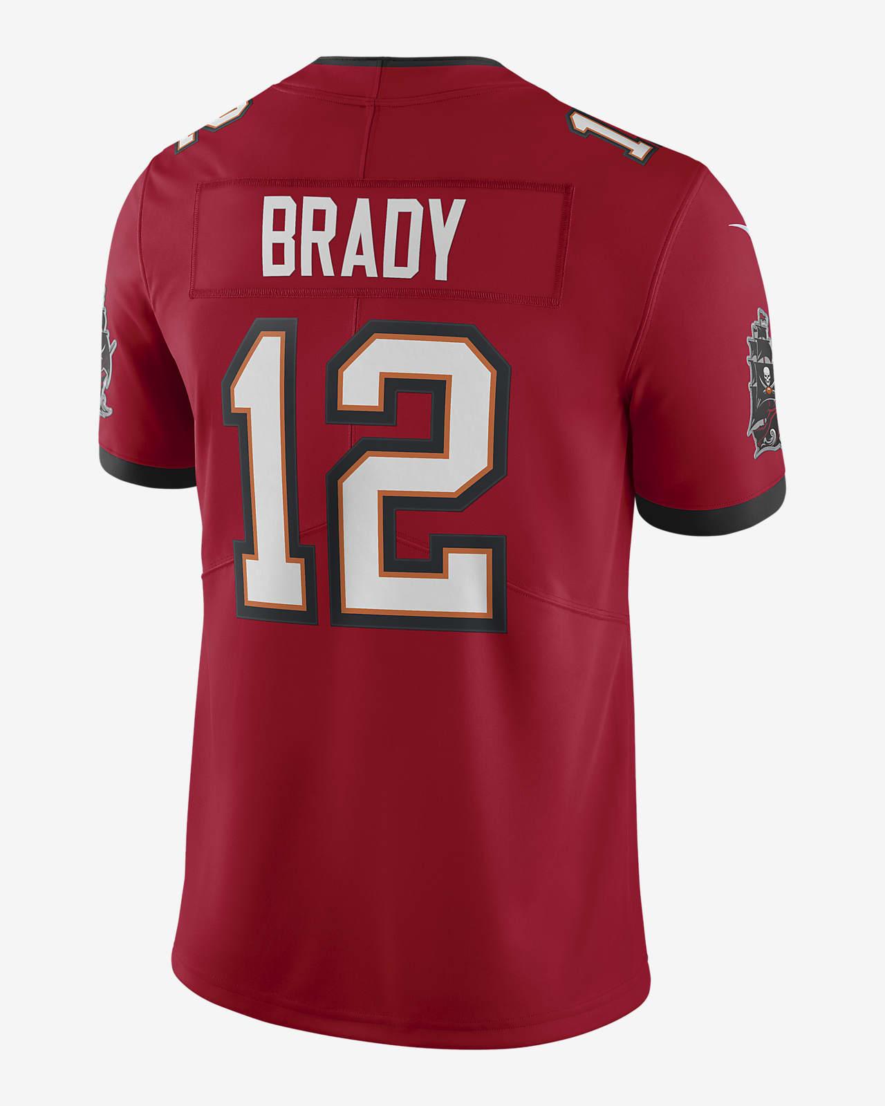 NFL Tampa Bay Buccaneers Vapor Untouchable (Tom Brady) Men's Limited Football Jersey