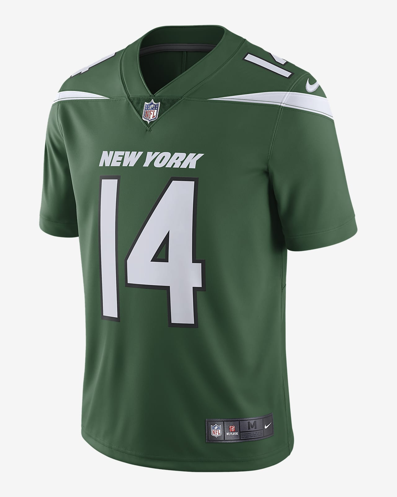 NFL New York Jets Vapor Untouchable (Sam Darnold) Men's Limited Football Jersey
