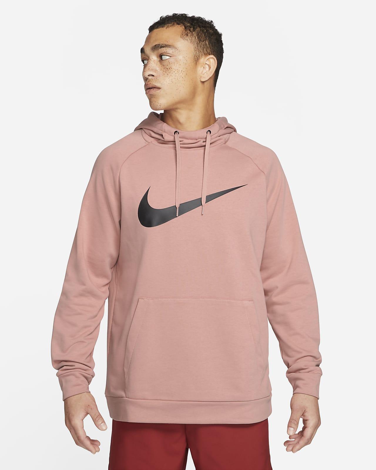 Sudadera con capucha de entrenamiento sin cierre para hombre Nike Dri-FIT
