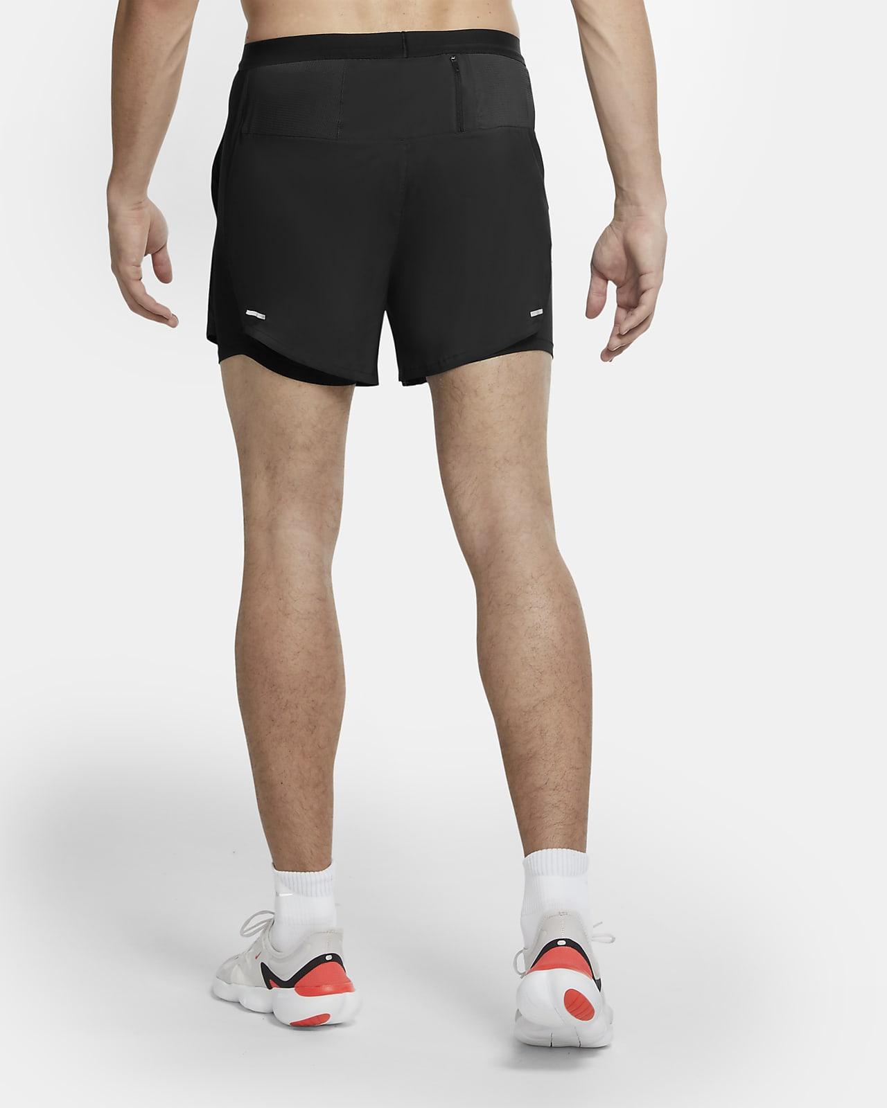 Short de running 2 en 1 Nike Flex Stride Future Fast pour Homme