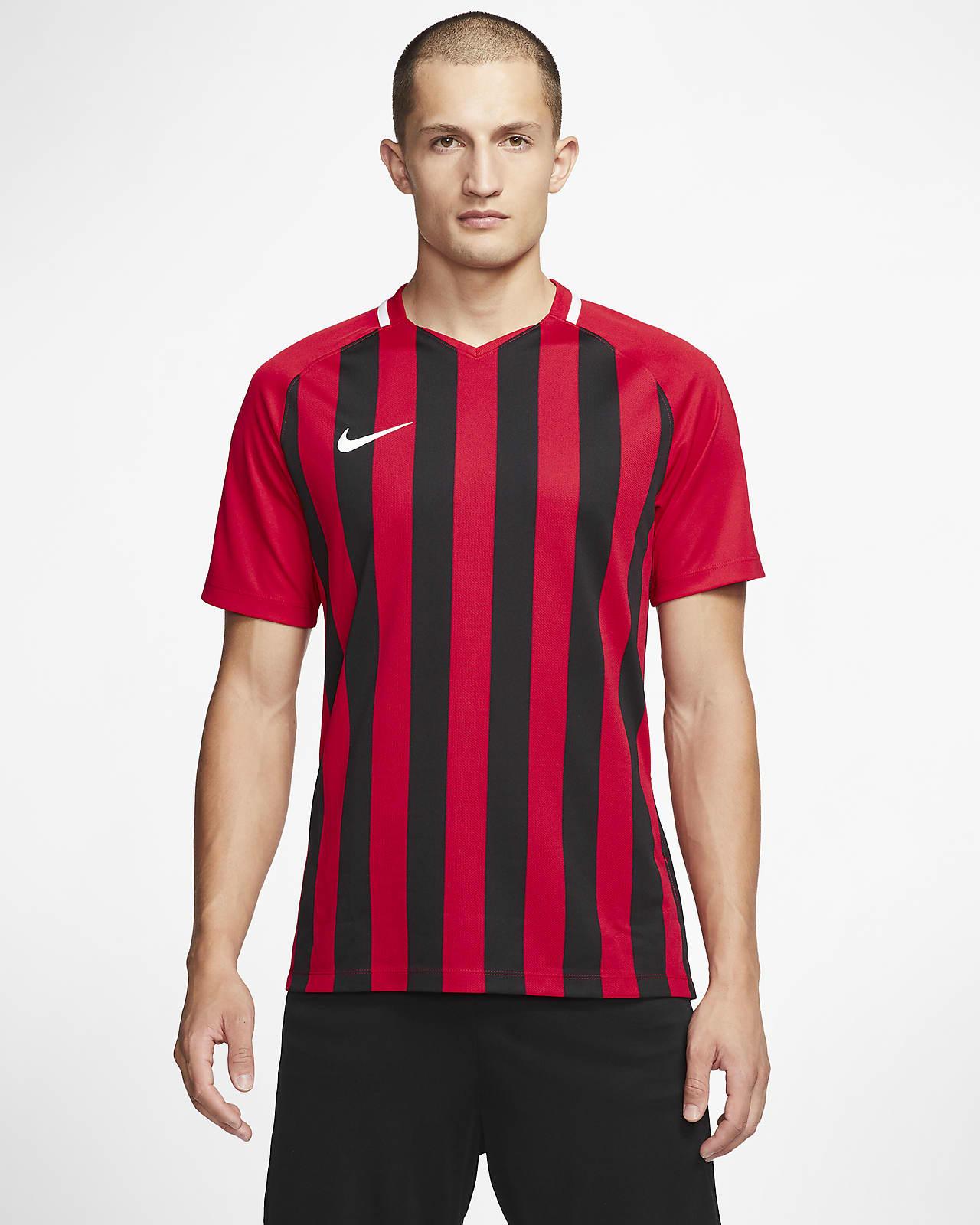 Męska koszulka piłkarska Nike Striped Division 3