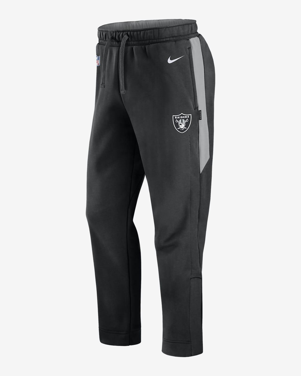 Pants para hombre Nike Sideline Showout (NFL Las Vegas Raiders)