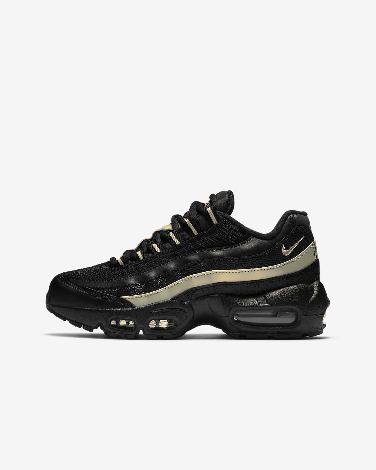 chaussure nike air max 95 noir