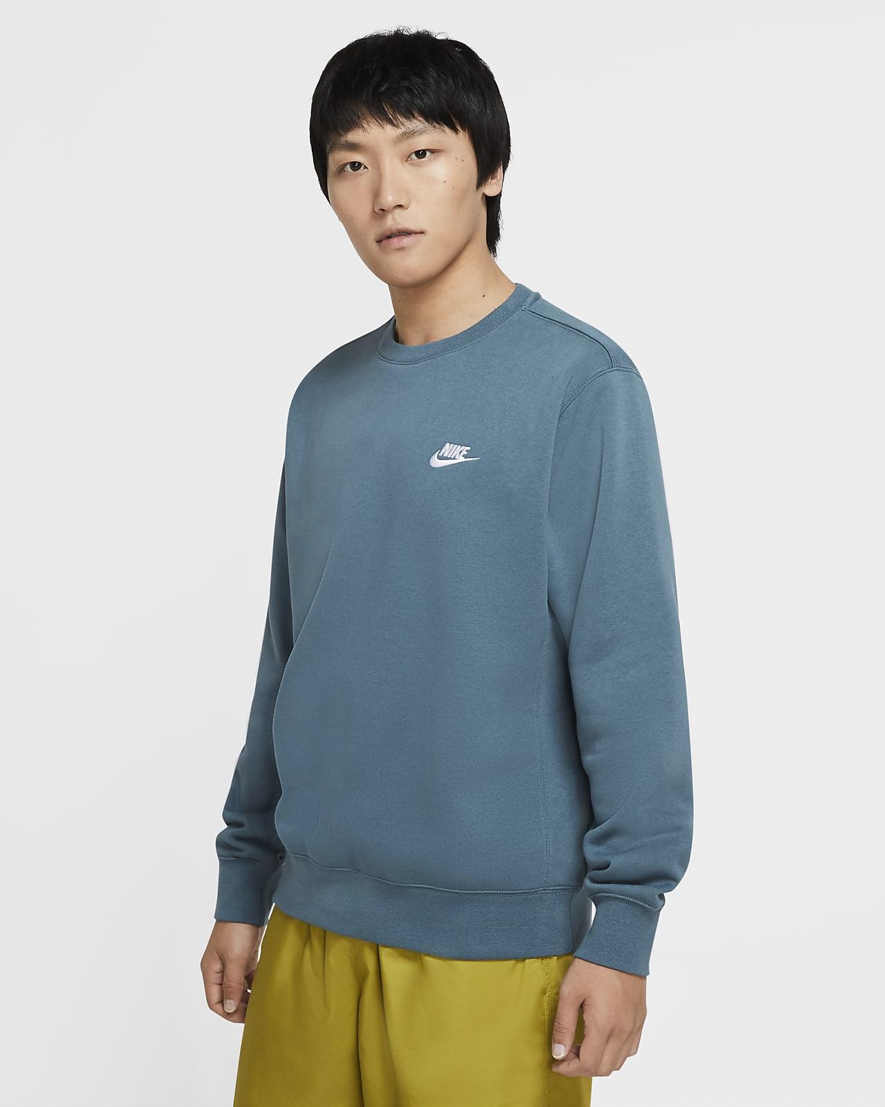 Nike Sportswear Club Fleece Crew. Nike ZA
