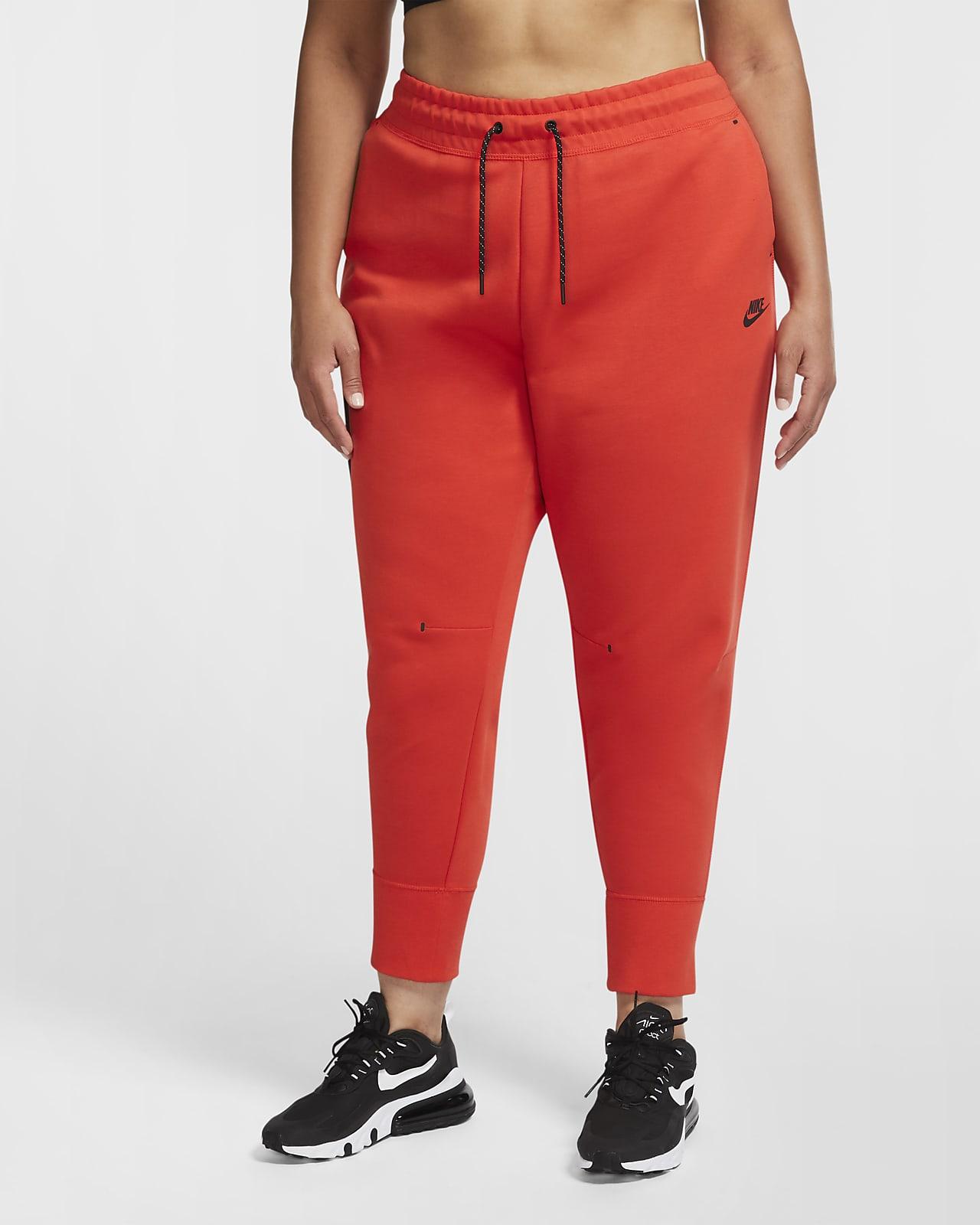 Pantalones Para Mujer Talla Grande Nike Sportswear Tech Fleece Nike Com
