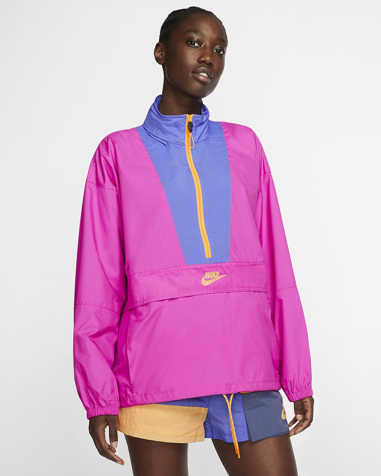 Chamarra para mujer Nike Sportswear Icon Clash