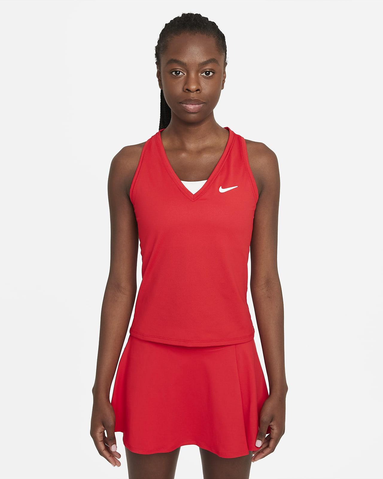 NikeCourt Victory tennissinglet til dame
