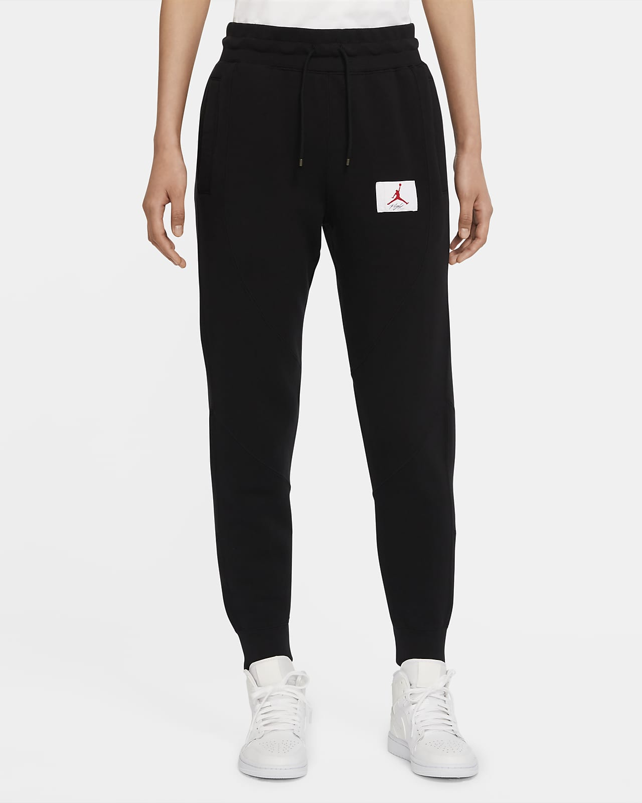 Pantaloni in fleece Jordan Flight - Donna