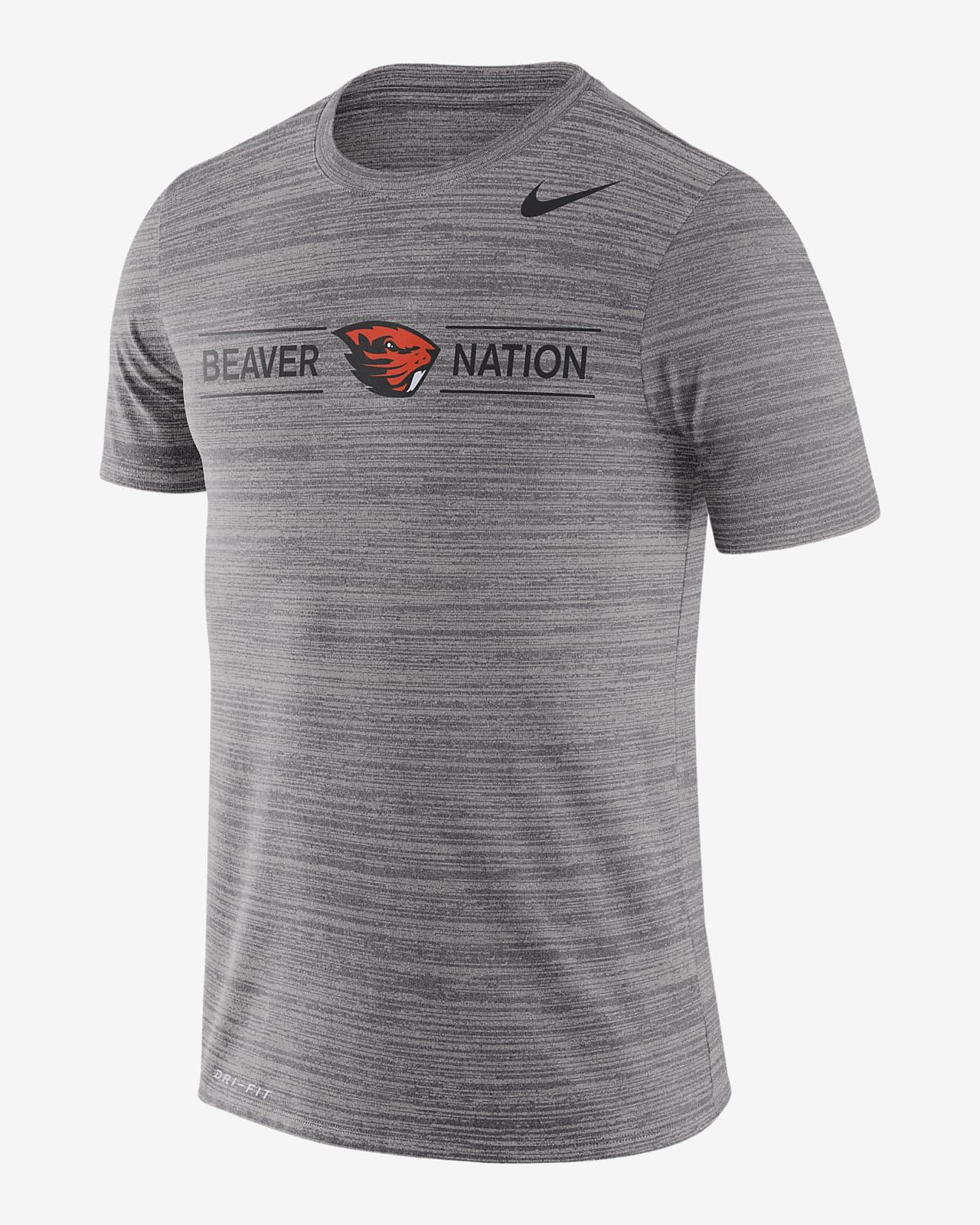 Nike College Dri-FIT Velocity (Oregon State) Men's T-Shirt