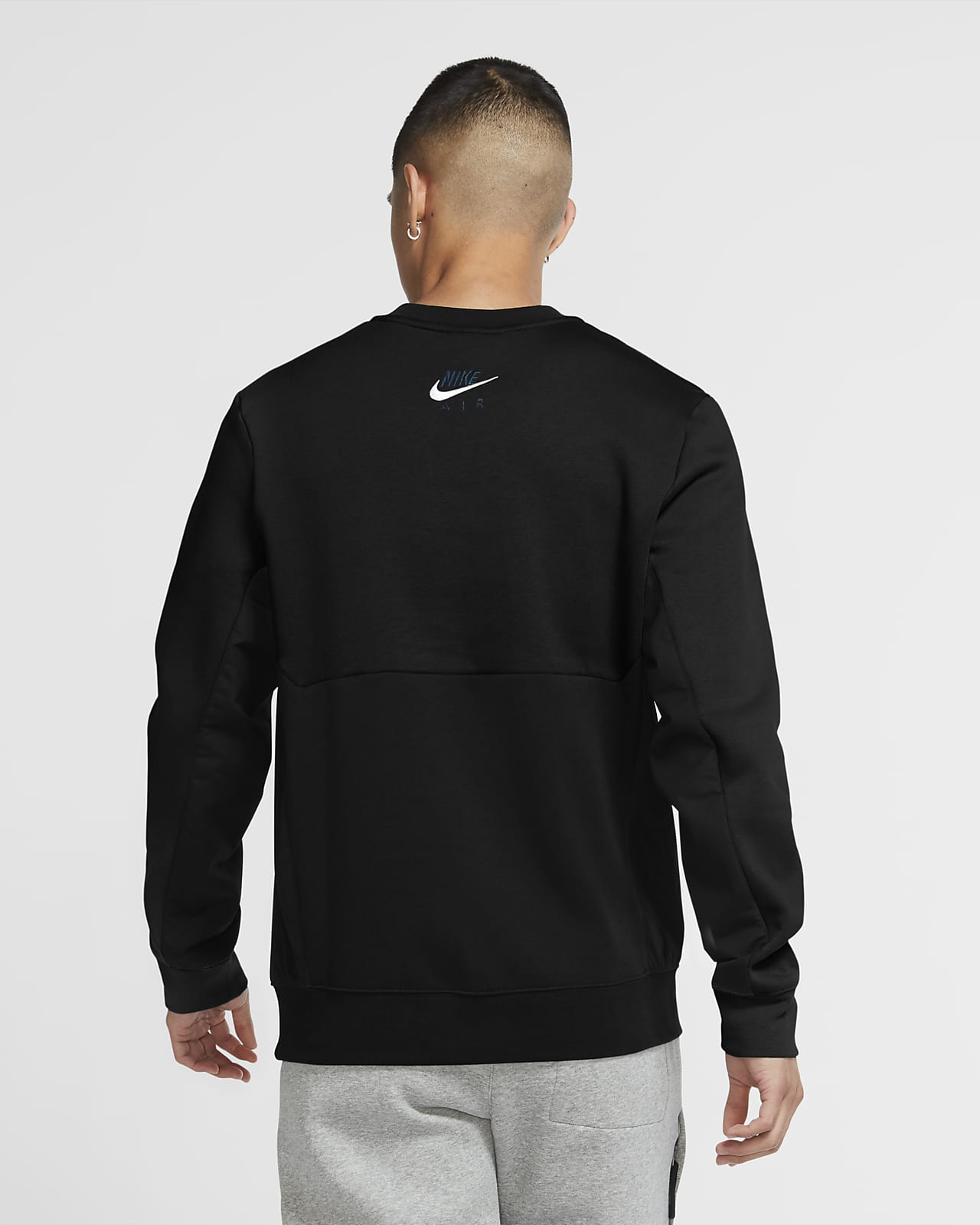 Nike Air Men's Fleece Crew. Nike CH