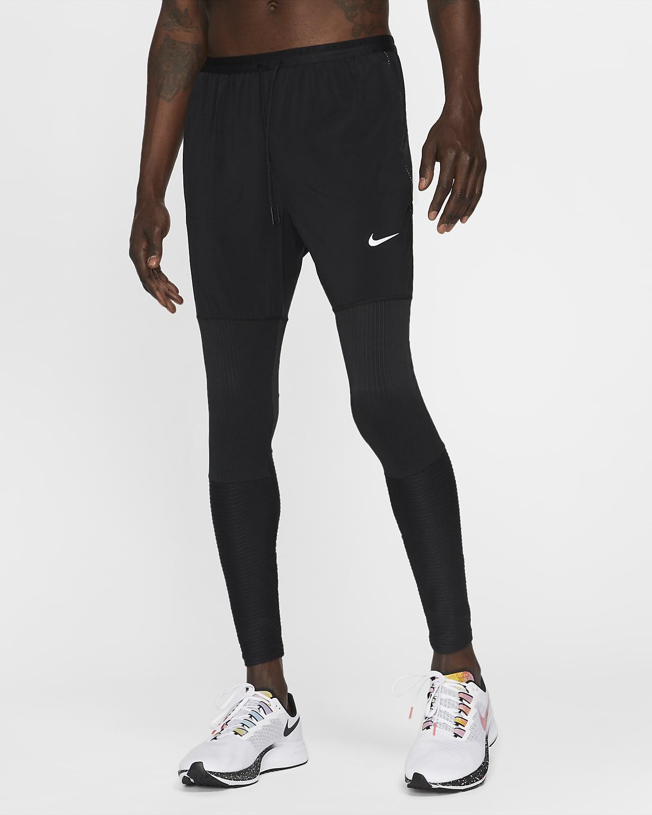 Pantalones largos híbridos de running para hombre Nike Dri-FIT Phenom Run Division