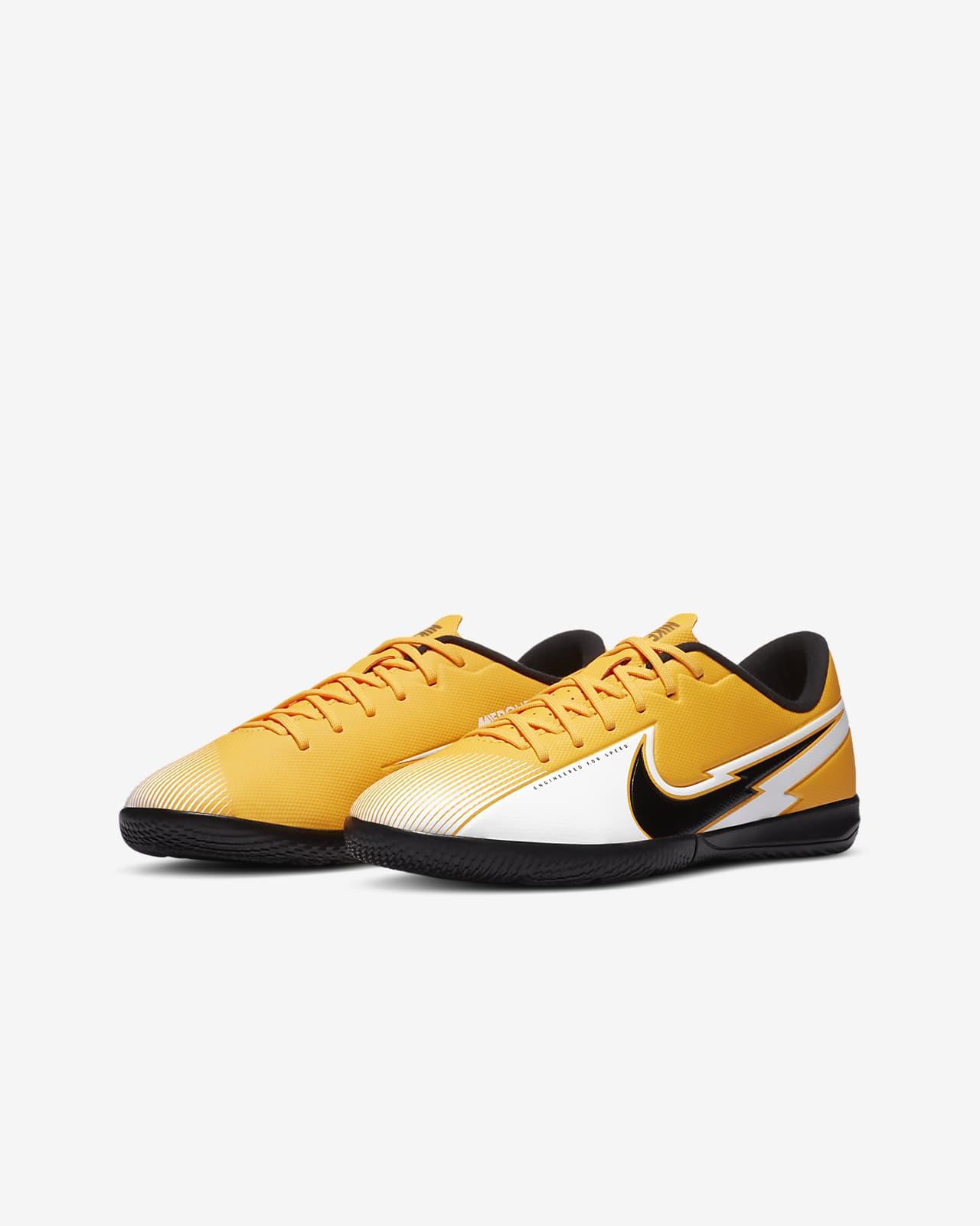 Cambiable cargando Descompostura  Nike Jr. Mercurial Vapor 13 Academy IC Botas de fútbol sala - Niño/a y niño/a  pequeño/a. Nike ES