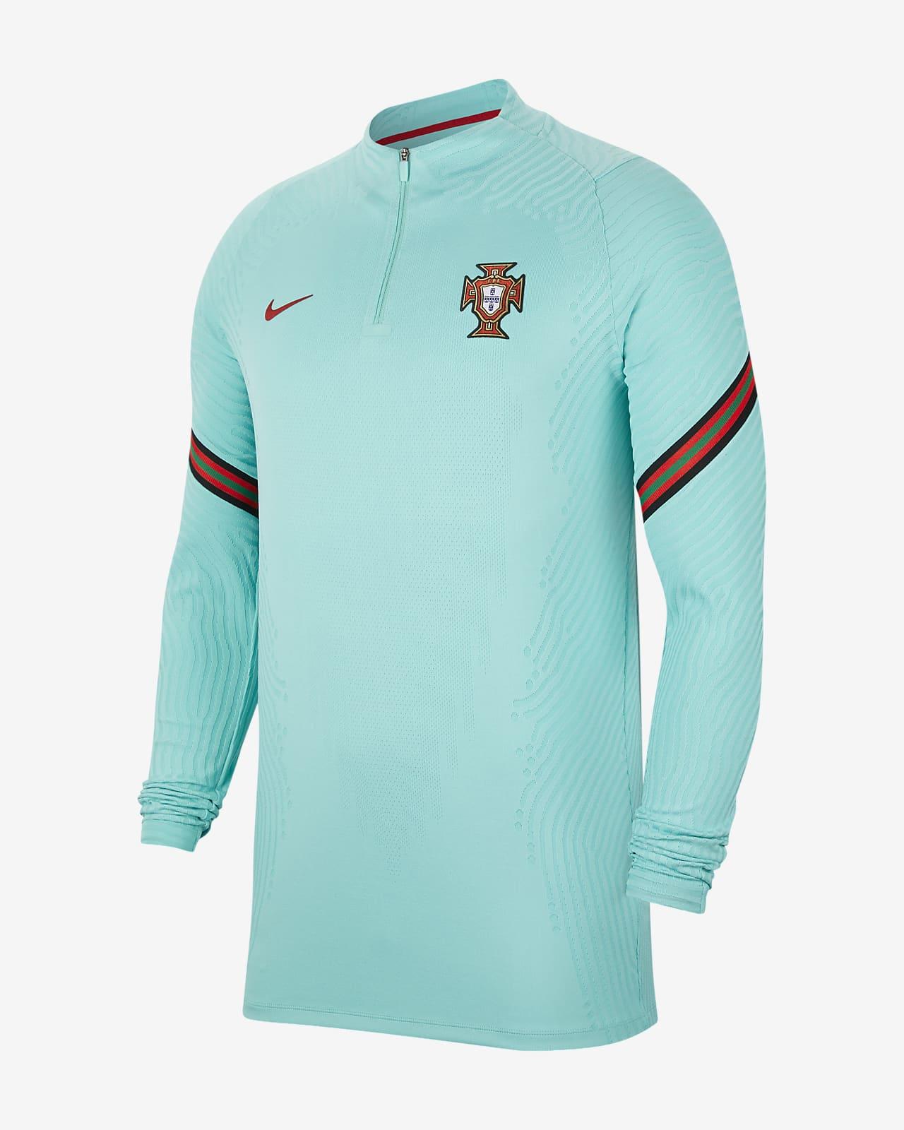Haut d'entraînement de football Nike VaporKnit Portugal Strike pour Homme