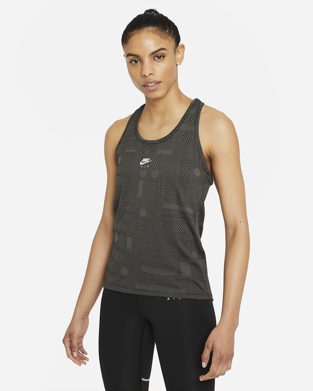 เสื้อกล้ามวิ่งผู้หญิง Nike Air Dri-FIT