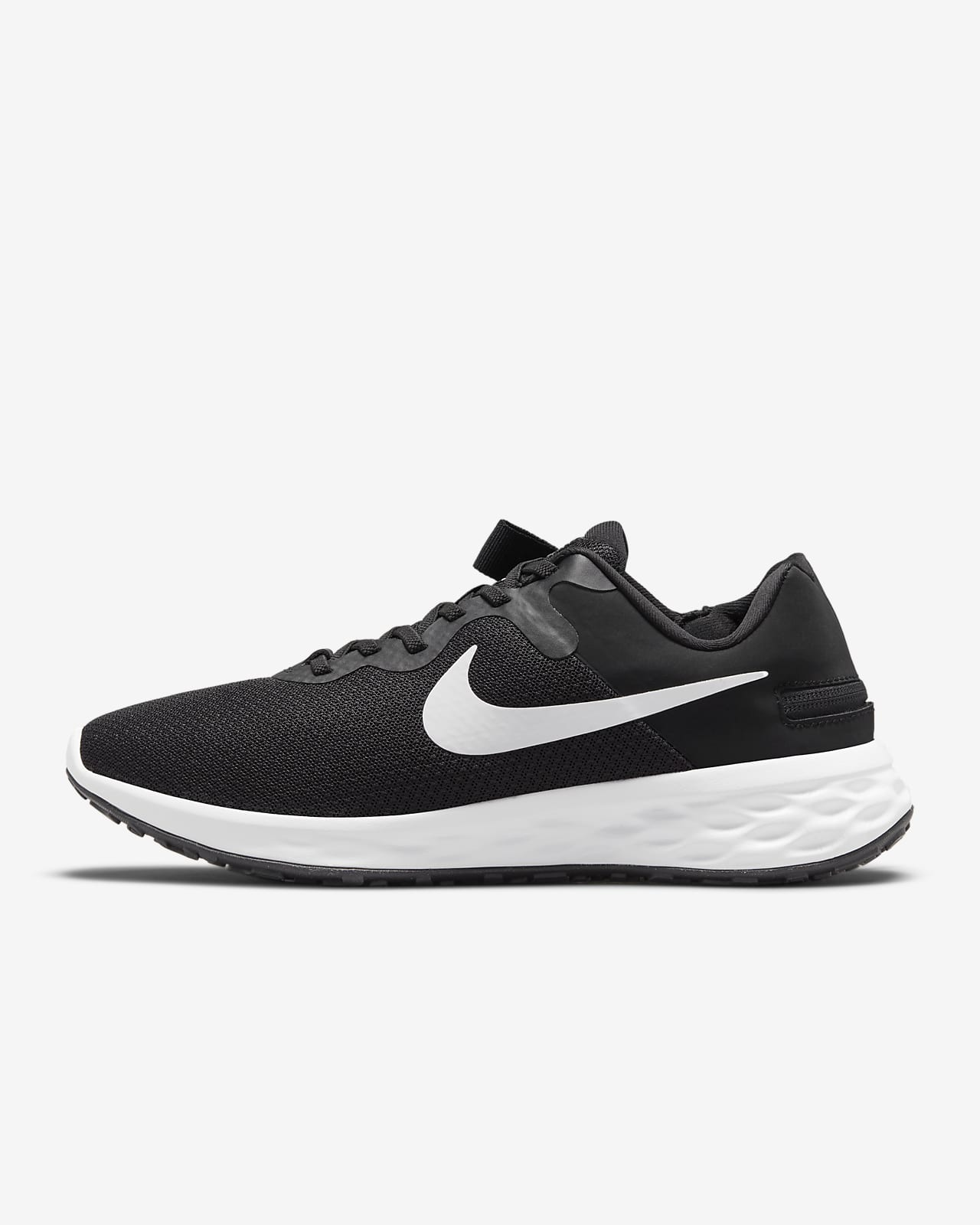 Nike Revolution 6 FlyEase Next Nature Men's Easy On/Off Road Running Shoes