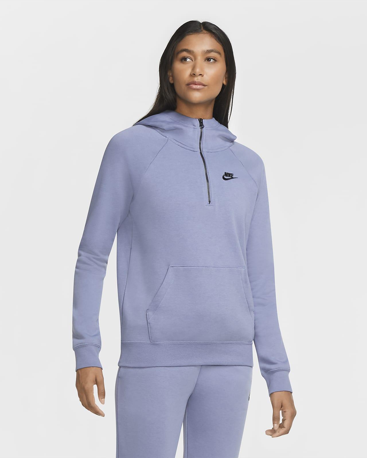 Nike Sportswear Essential Women's 1/4-Zip Hoodie