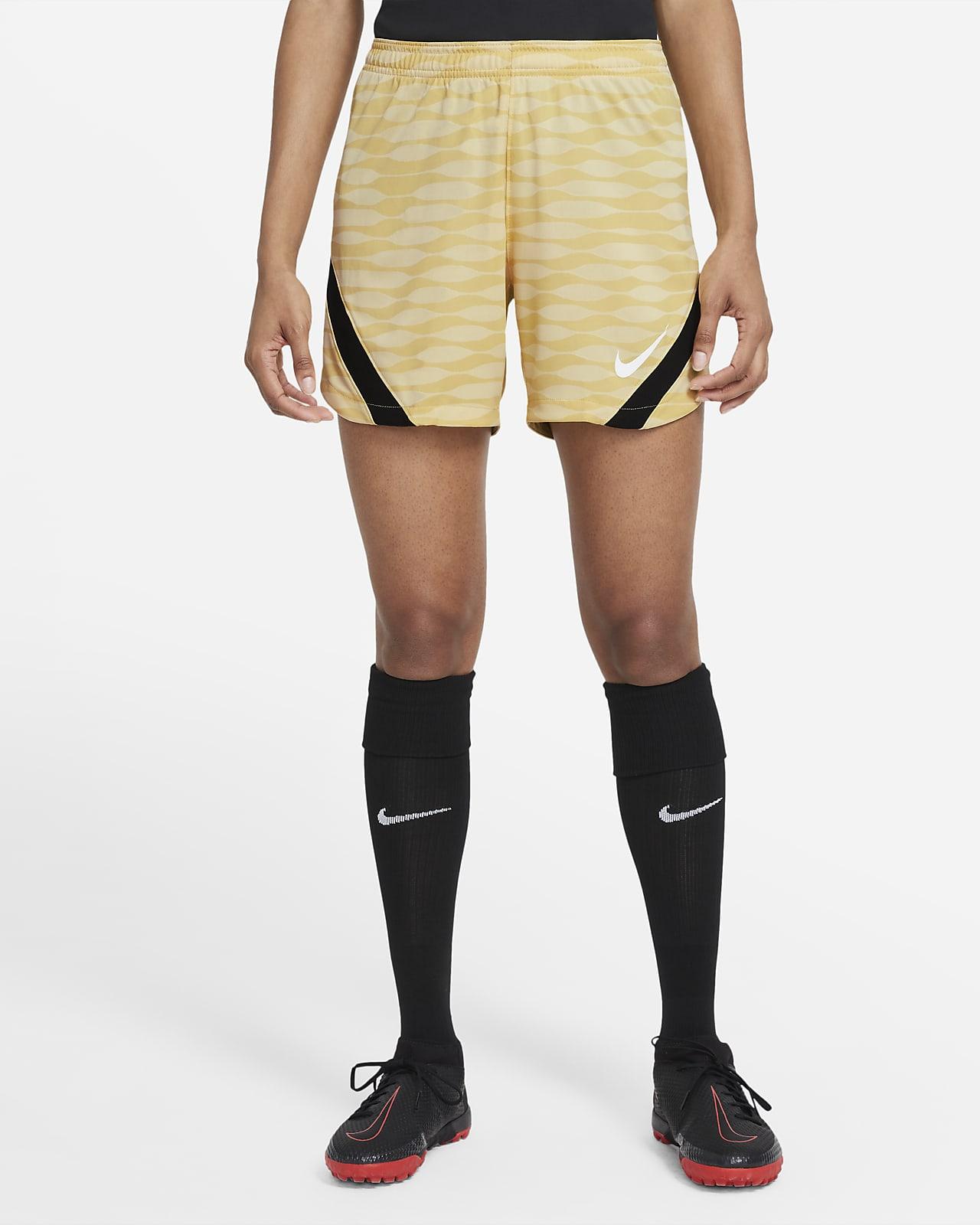 Shorts de fútbol tejidos para mujer Nike Dri-FIT Strike