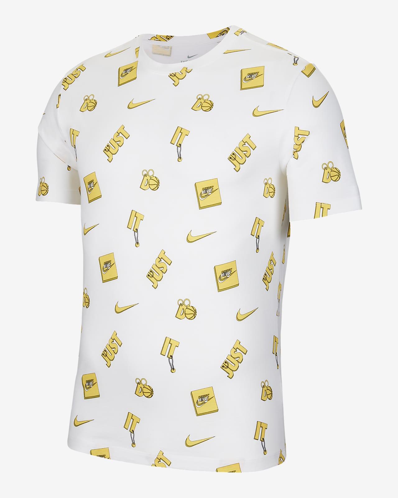 Nike Medallion 男子篮球T恤